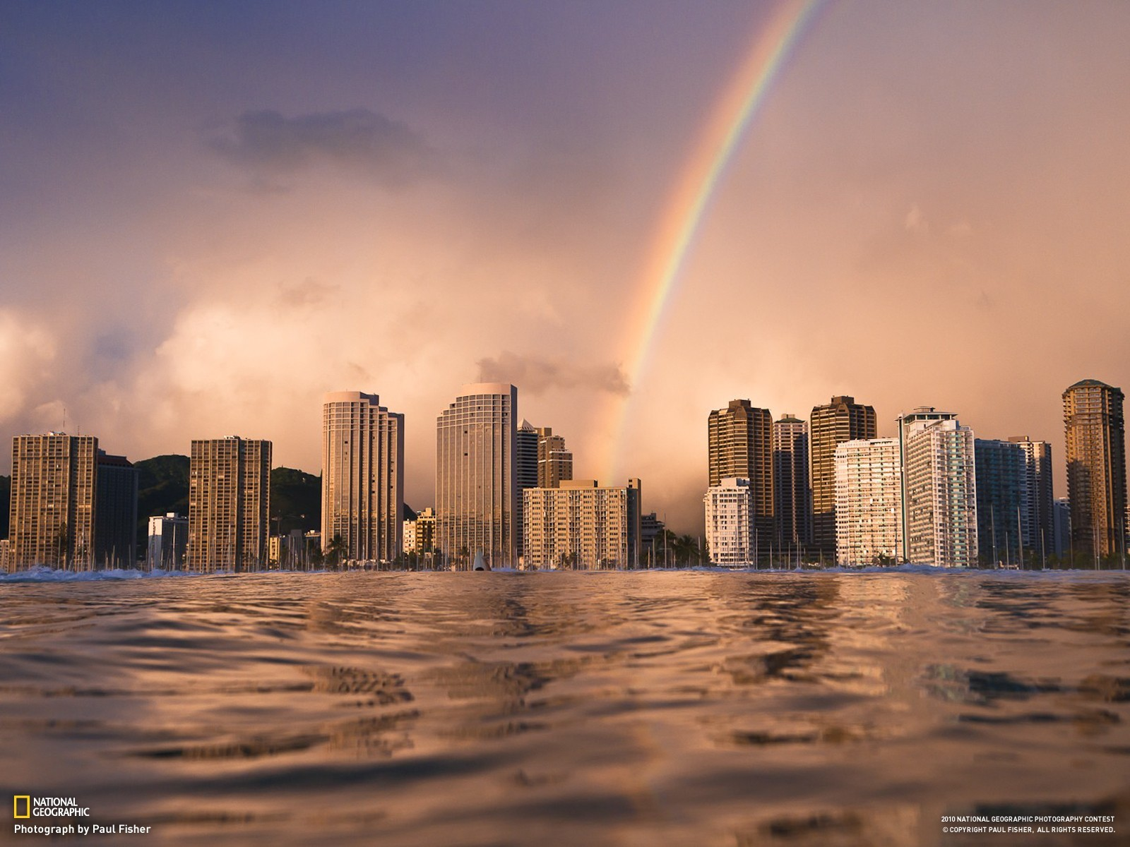 skylines Hawaii national geographic HD Wallpaper