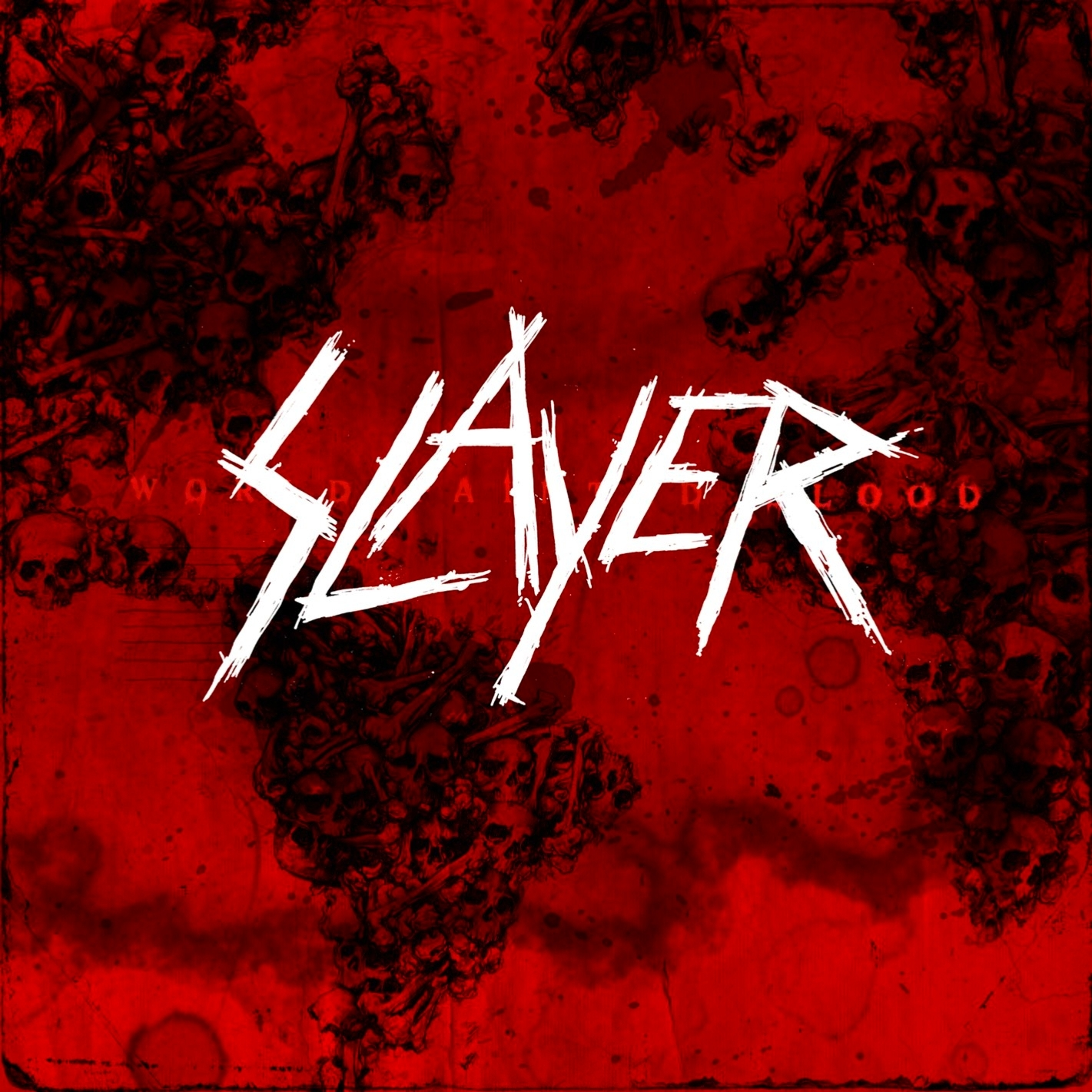 slayer album covers HD Wallpaper