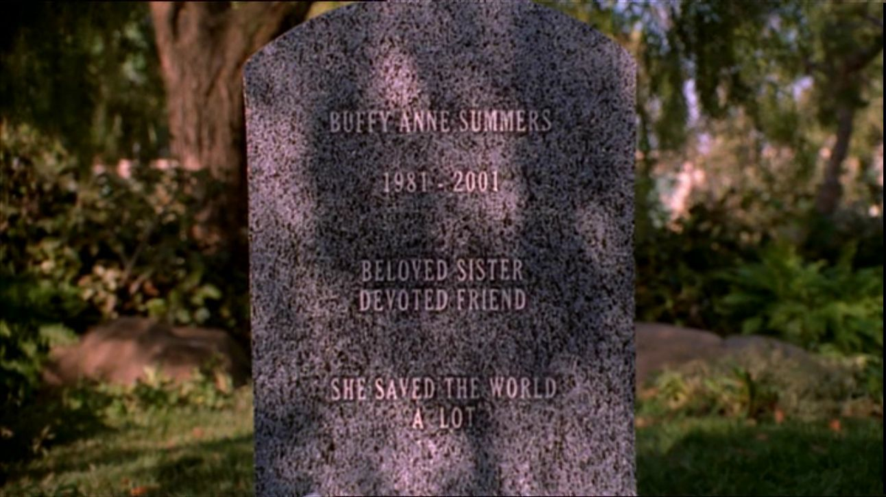 slayer summers graves buffy HD Wallpaper