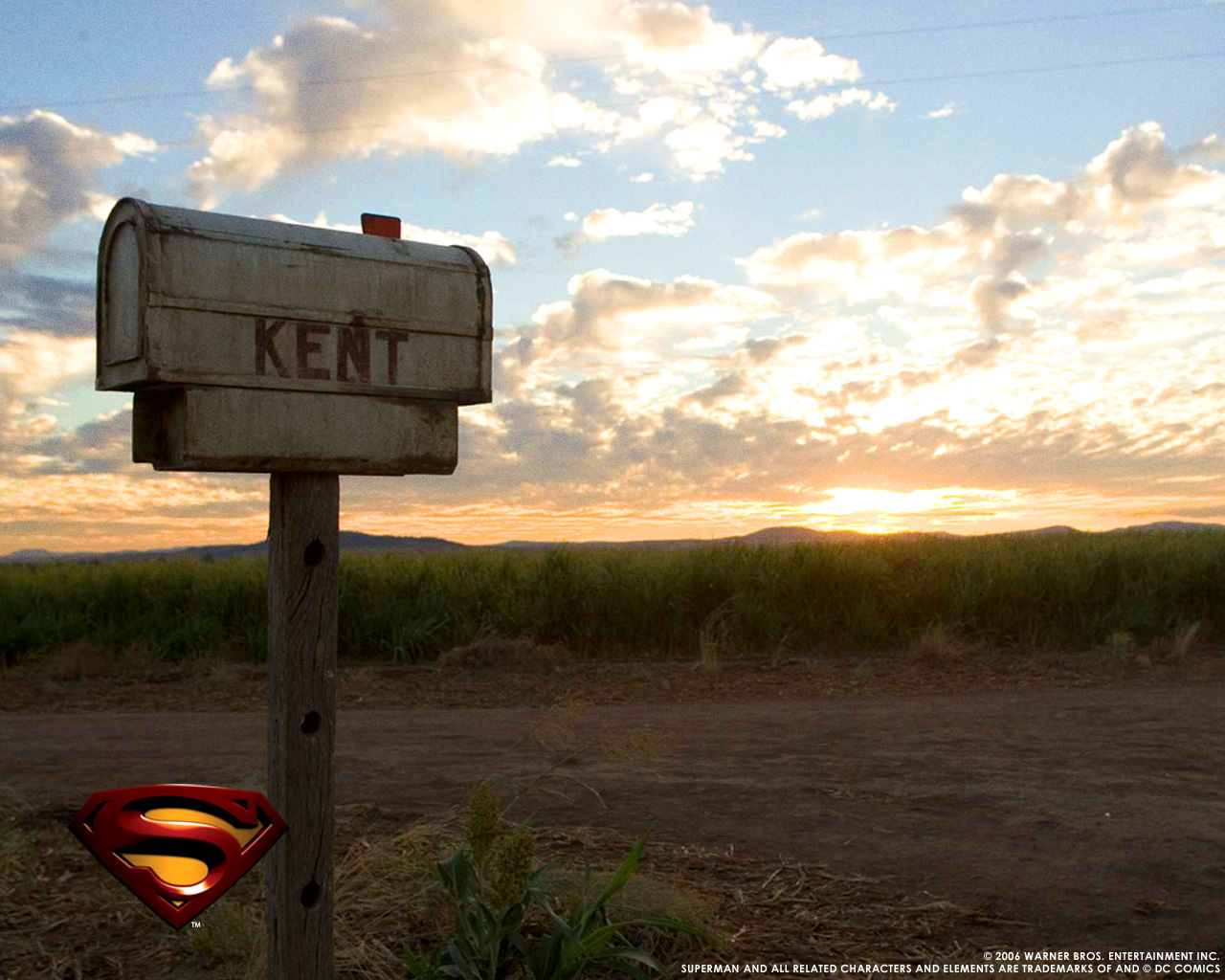 Smallville mail box HD Wallpaper