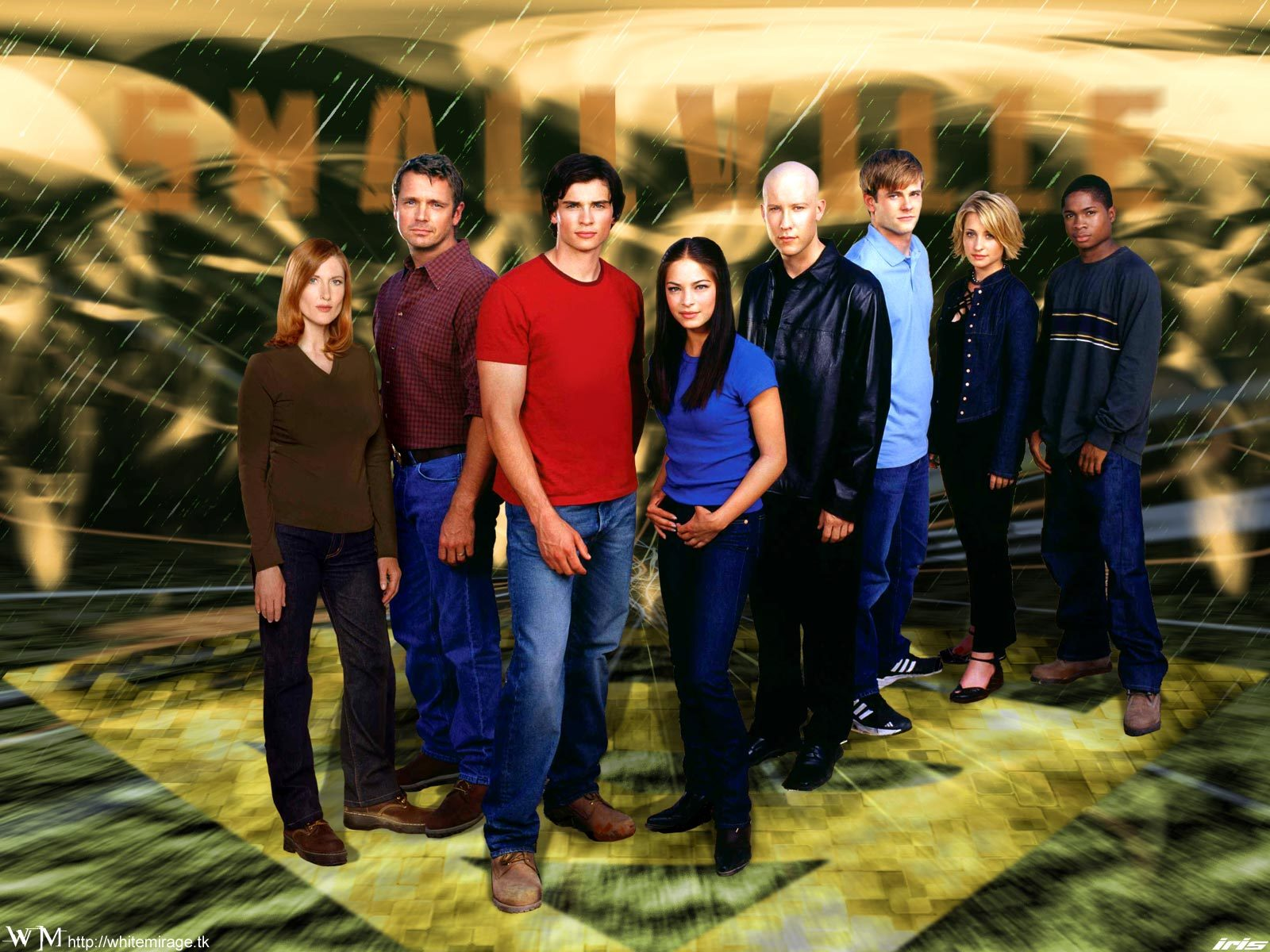 Smallville Tom welling Michael HD Wallpaper