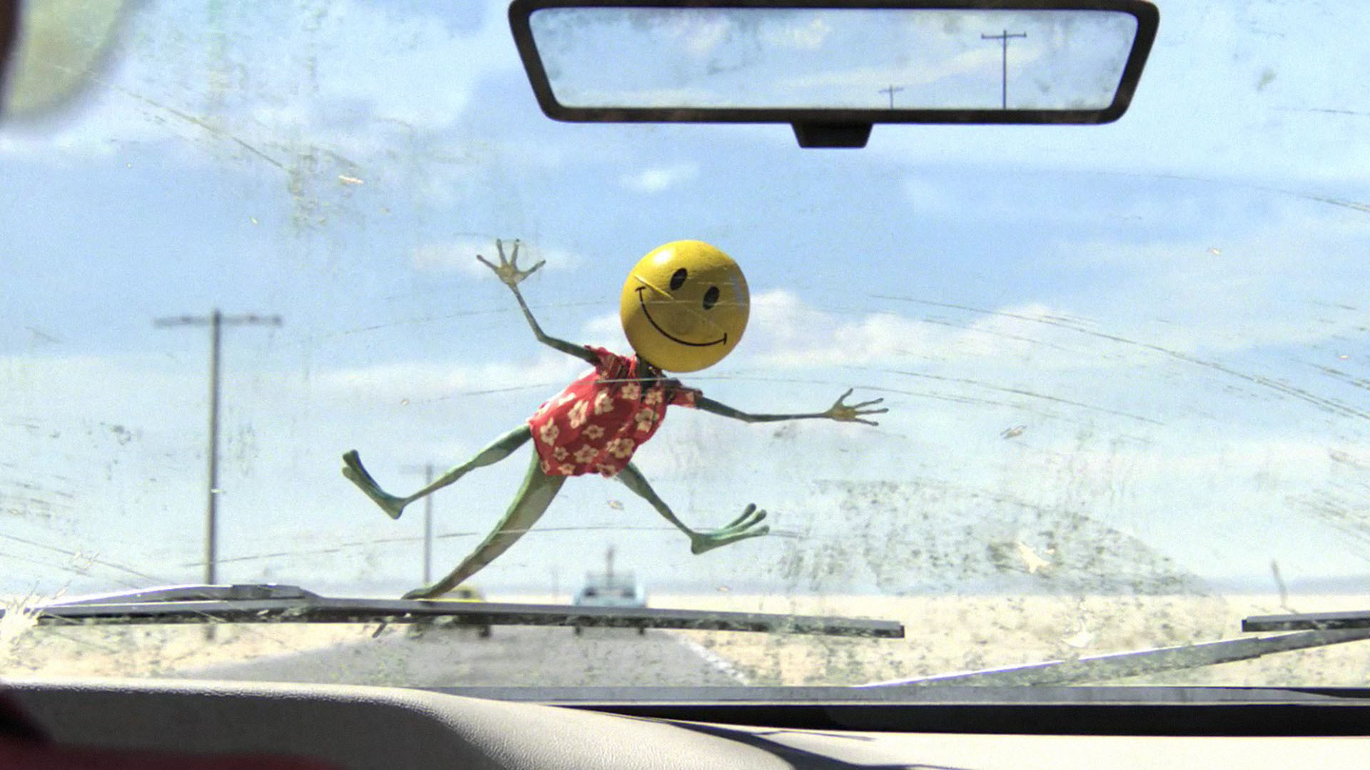 smiley Rango HD Wallpaper