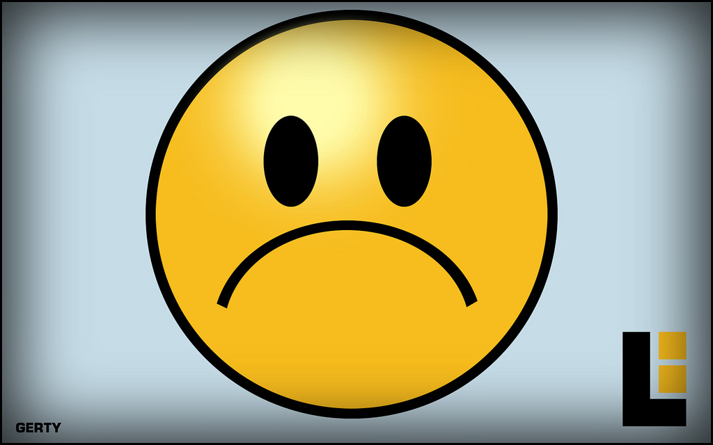 smiley sad face HD Wallpaper