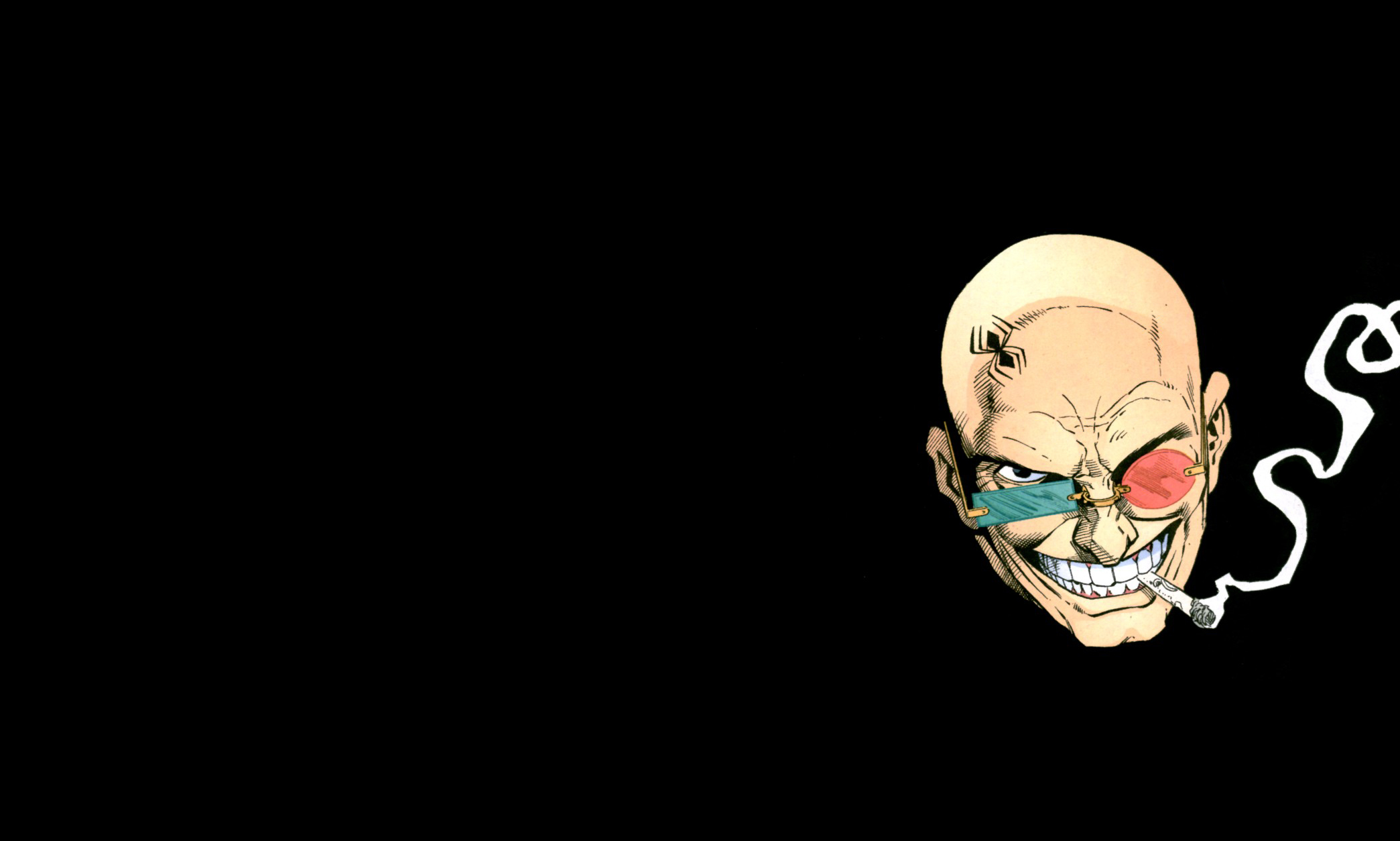 smoking Men transmetropolitan villains HD Wallpaper