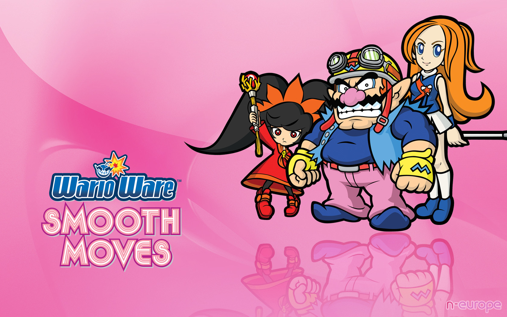 smooth moves Wario lets HD Wallpaper