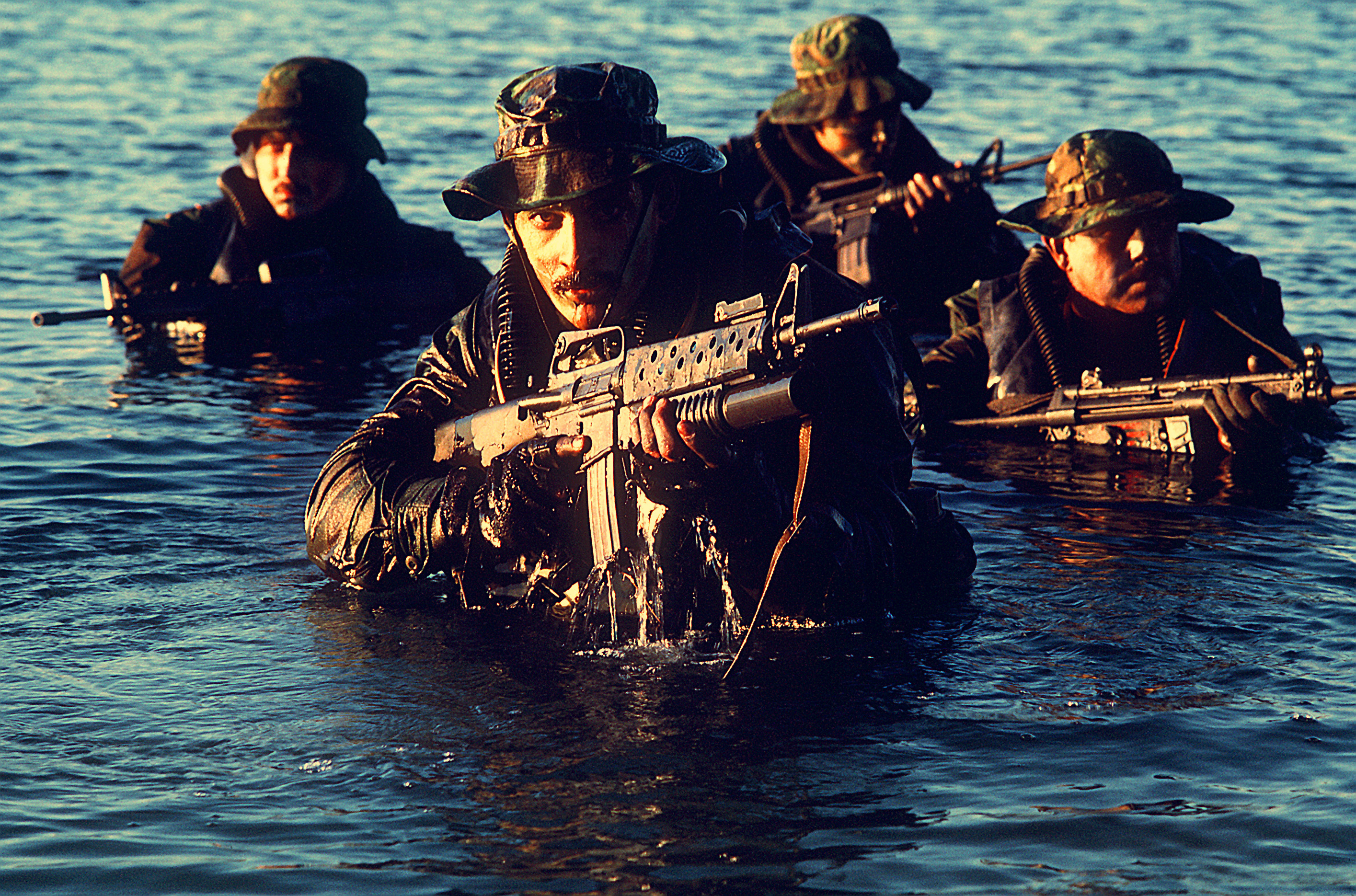 soldiers Army Navy Seals HD Wallpaper