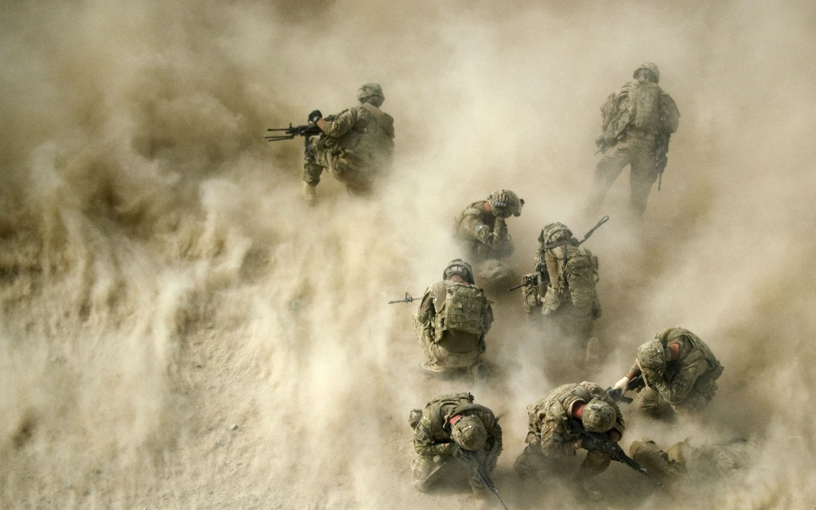 soldiers War military HD Wallpaper