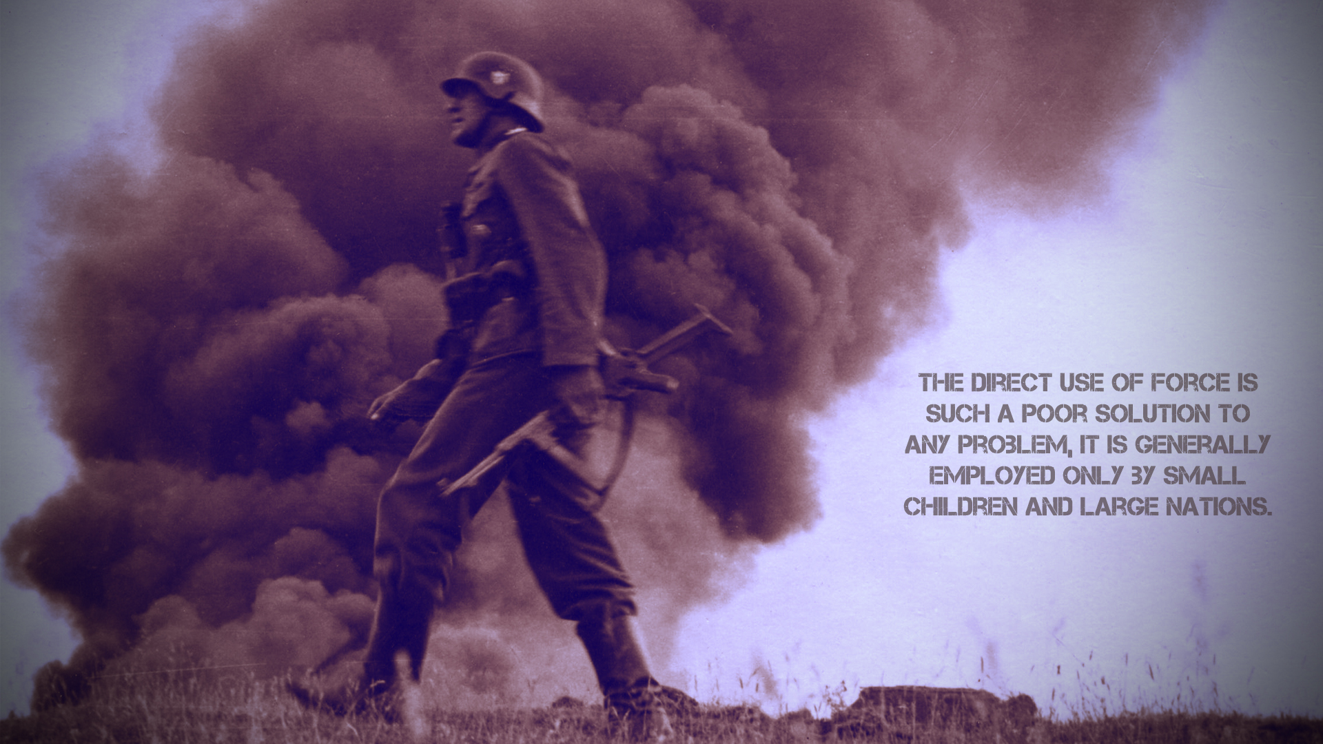 soldiers War smoke Quotes HD Wallpaper