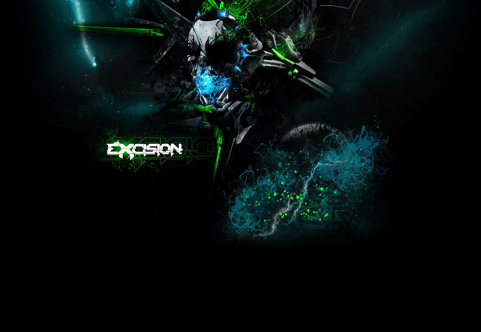 some excision Up in HD Wallpaper