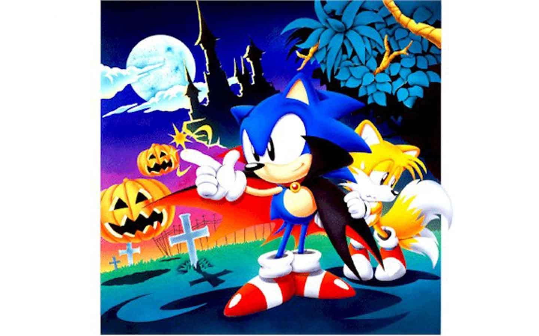 Sonic The Hedgehog Anime