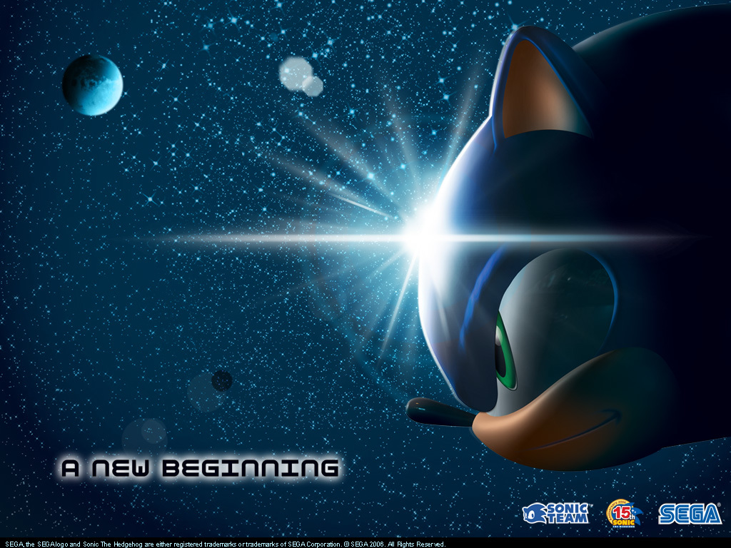Sonic the Hedgehog video