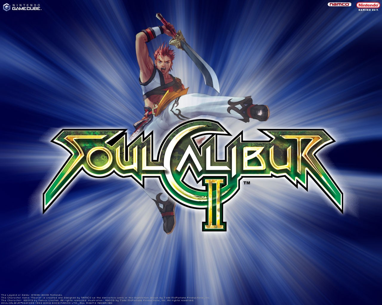 Soul Calibur logos HD Wallpaper