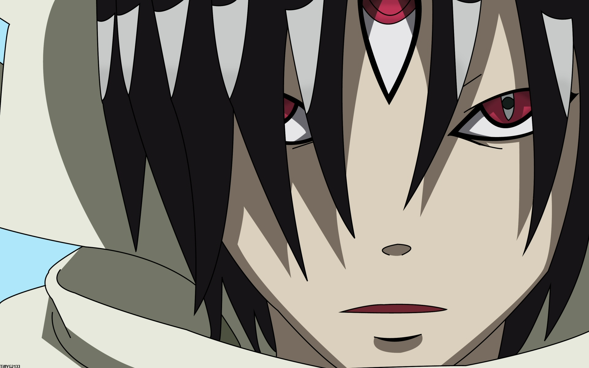 Soul eater Asura Anime HD Wallpaper