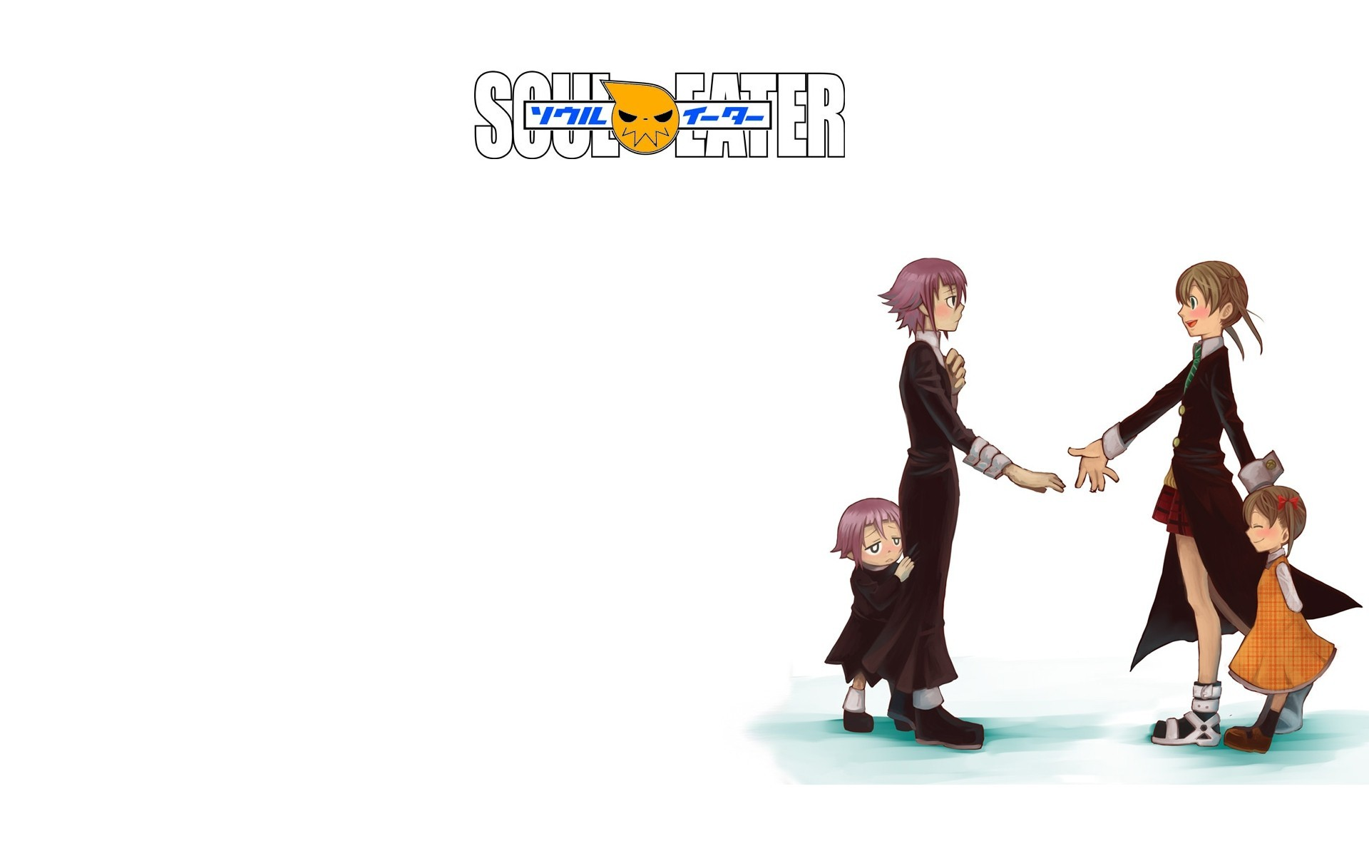 soul eater Simple Background HD Wallpaper