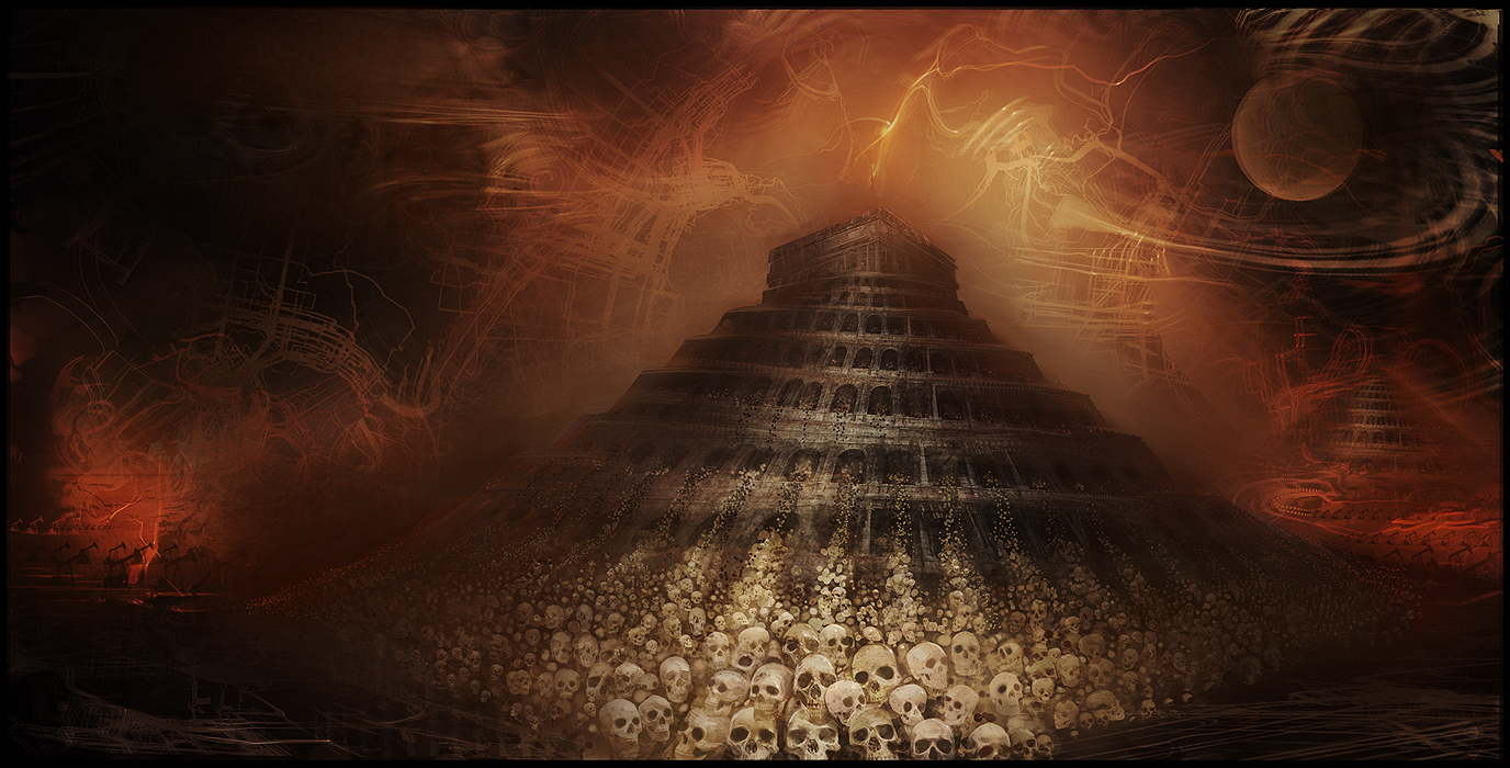 soulfly high interior pyramid HD Wallpaper