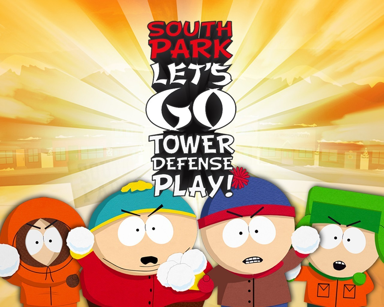 south Park Eric Cartman HD Wallpaper