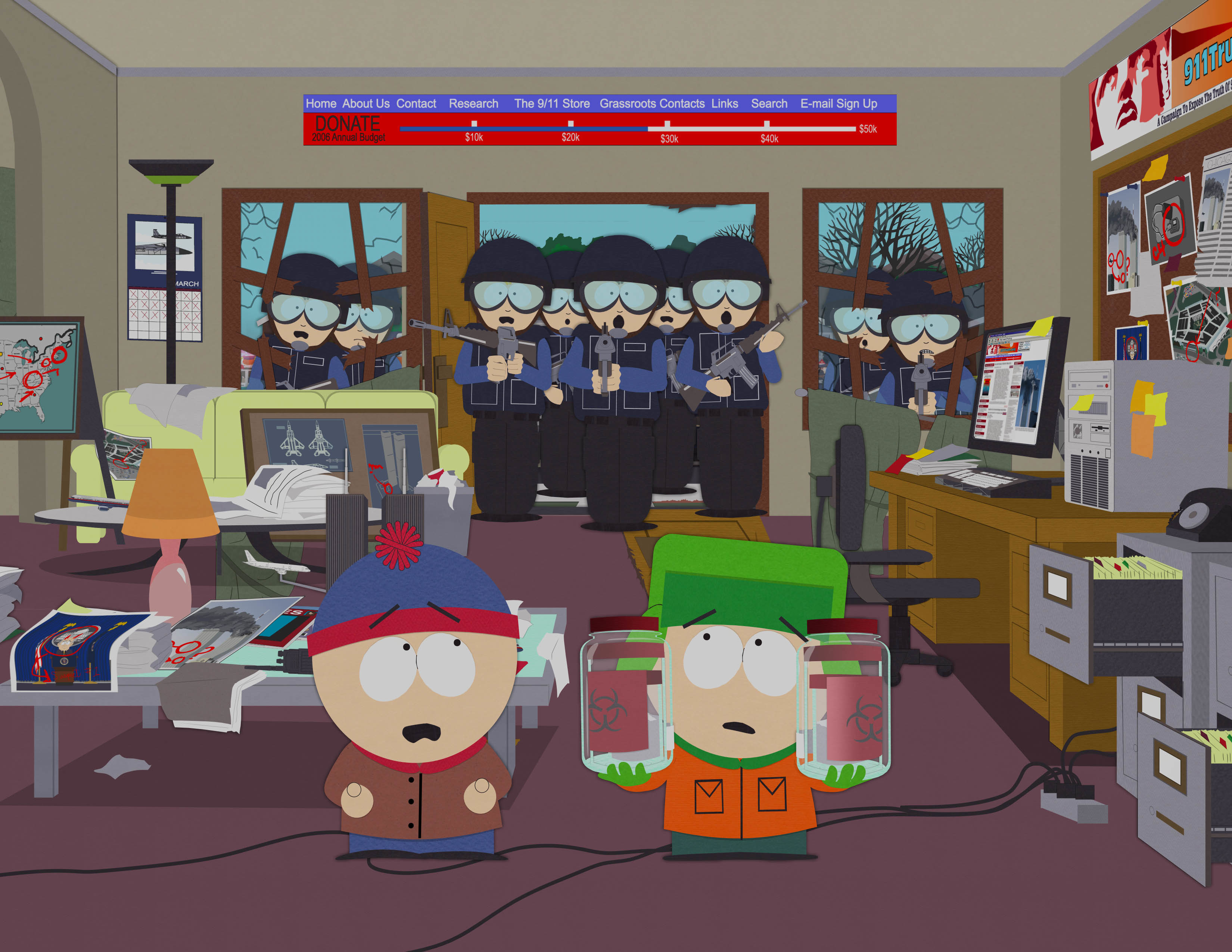 south Park southpark HD Wallpaper