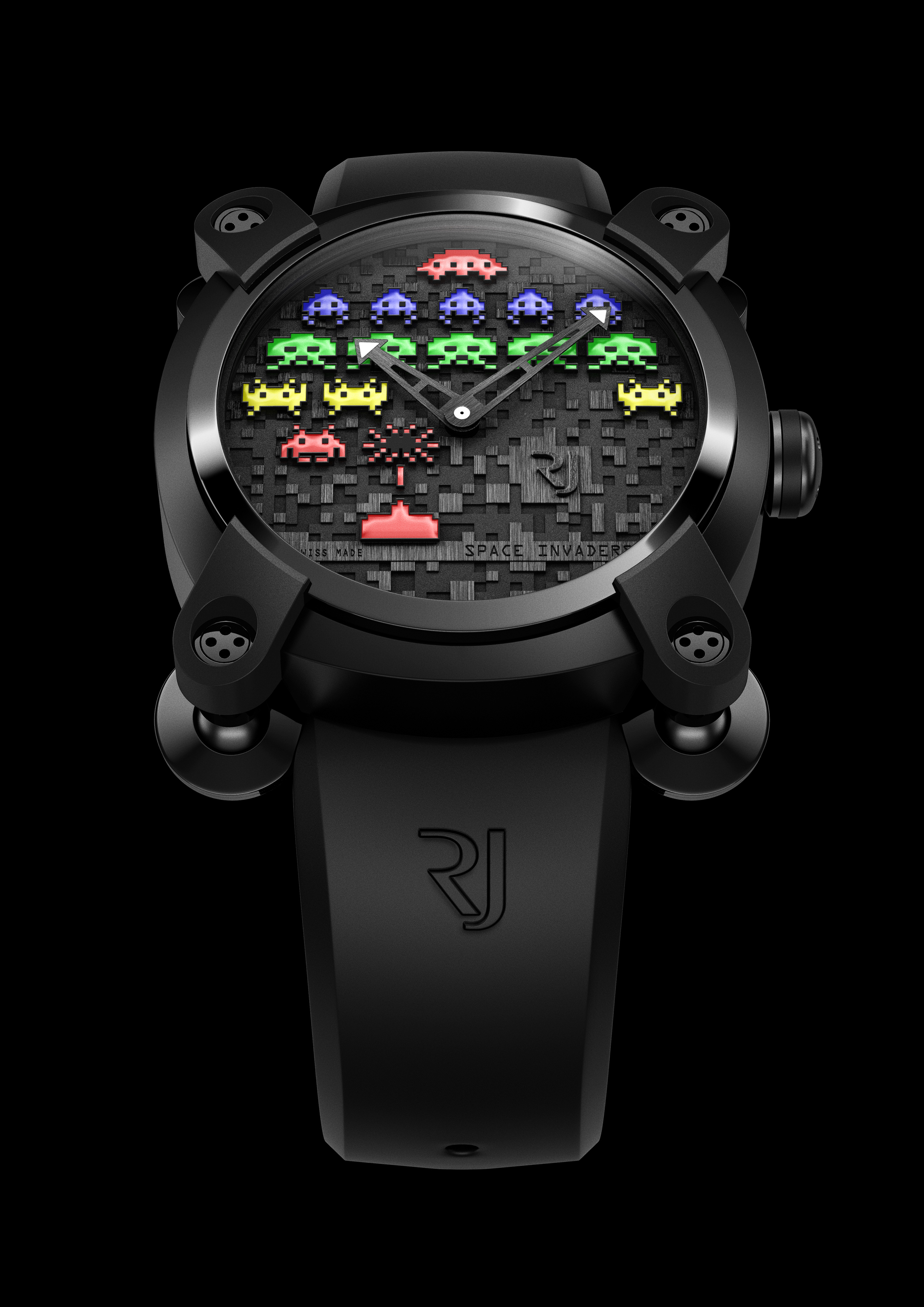 Space Invaders watches HD Wallpaper