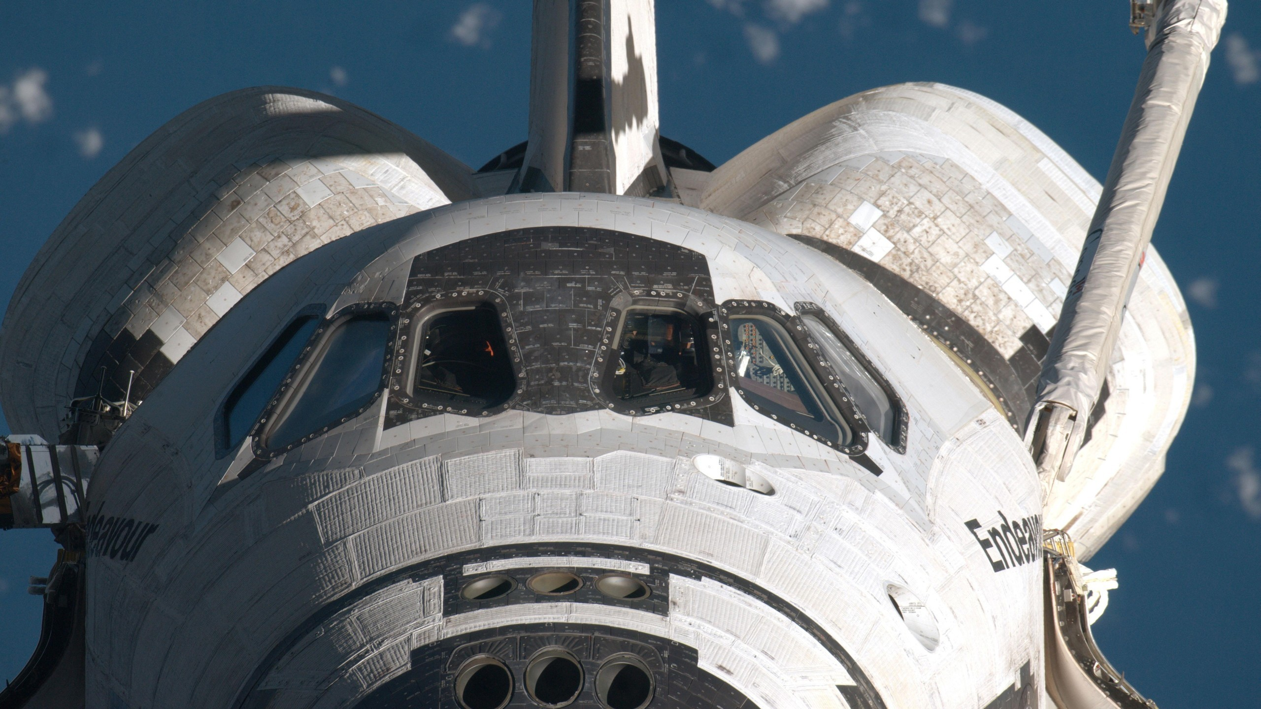 space shuttle NASA Space HD Wallpaper