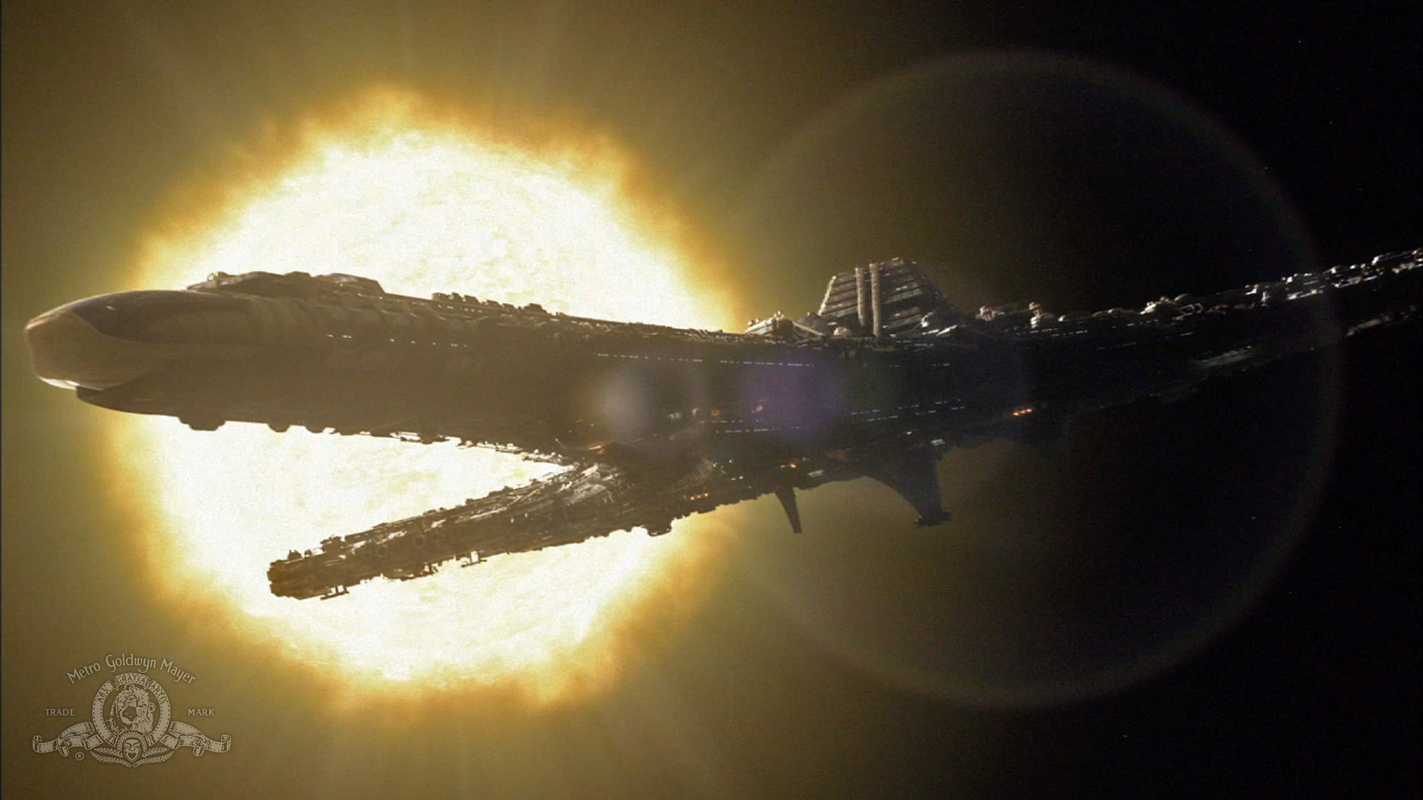 spaceships vehicles Stargate Universe HD Wallpaper