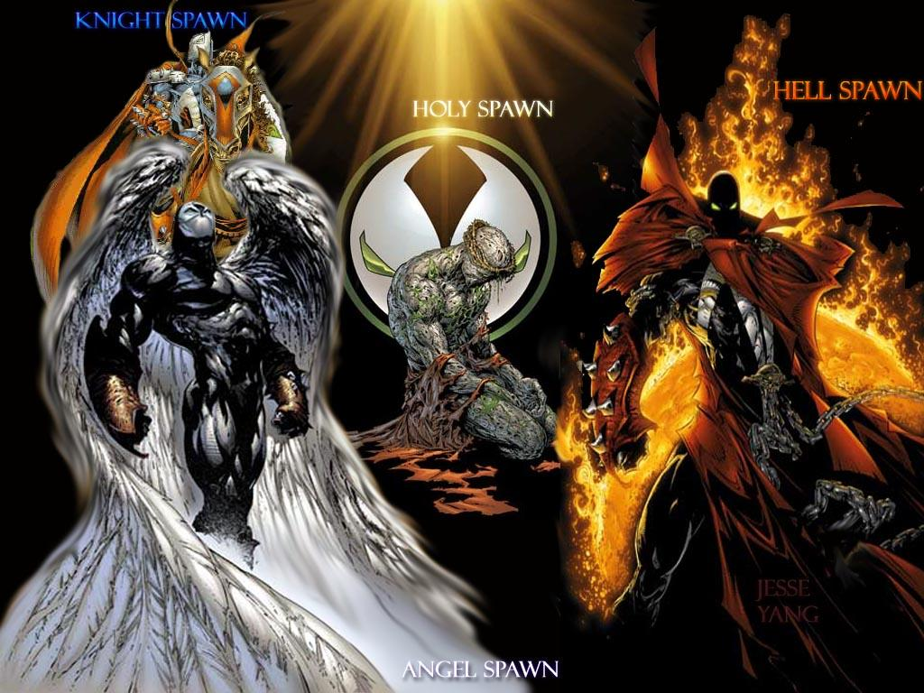 Spawn comics Hellspawn HD Wallpaper