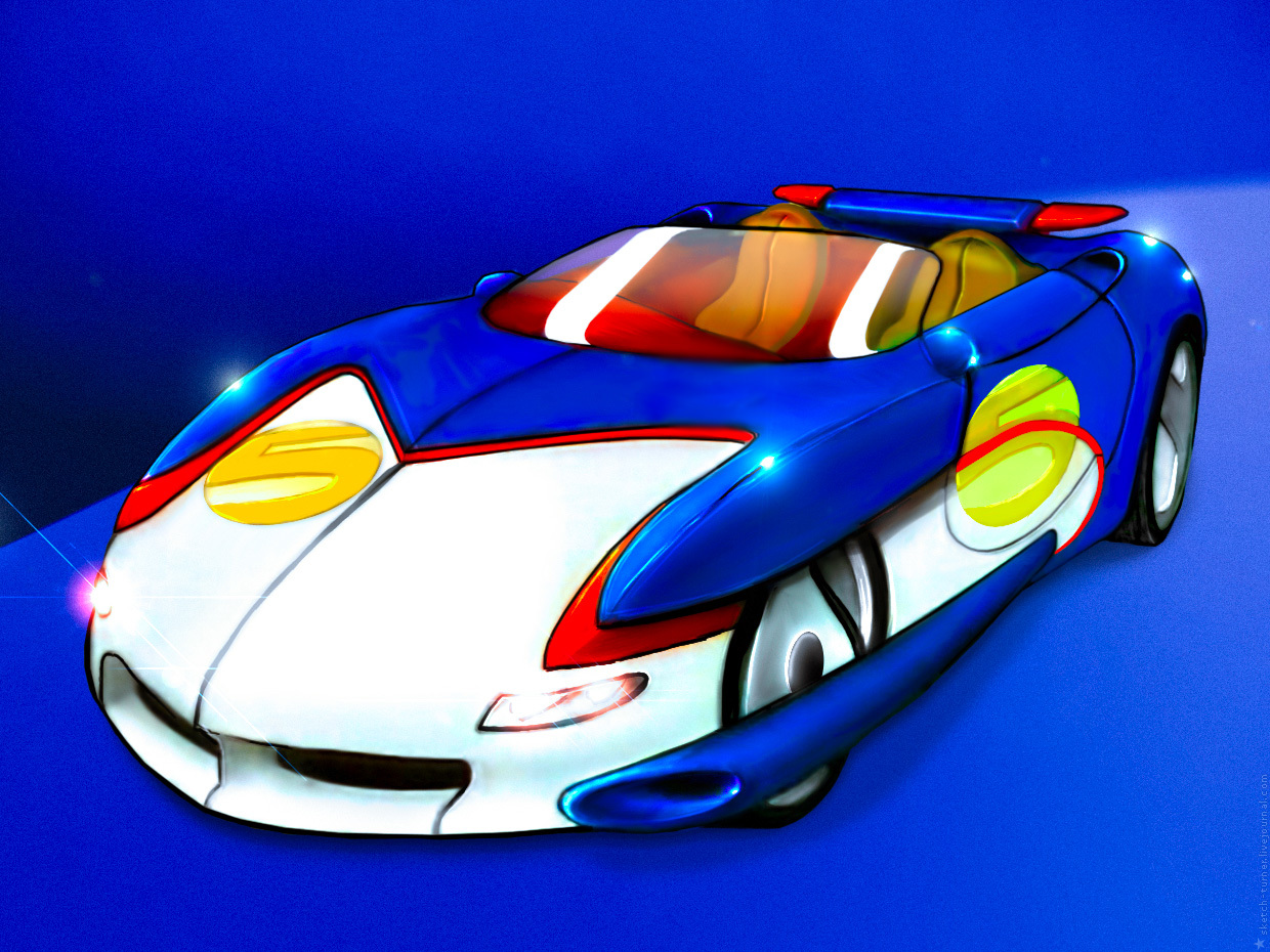 Speed Racer HD Wallpaper
