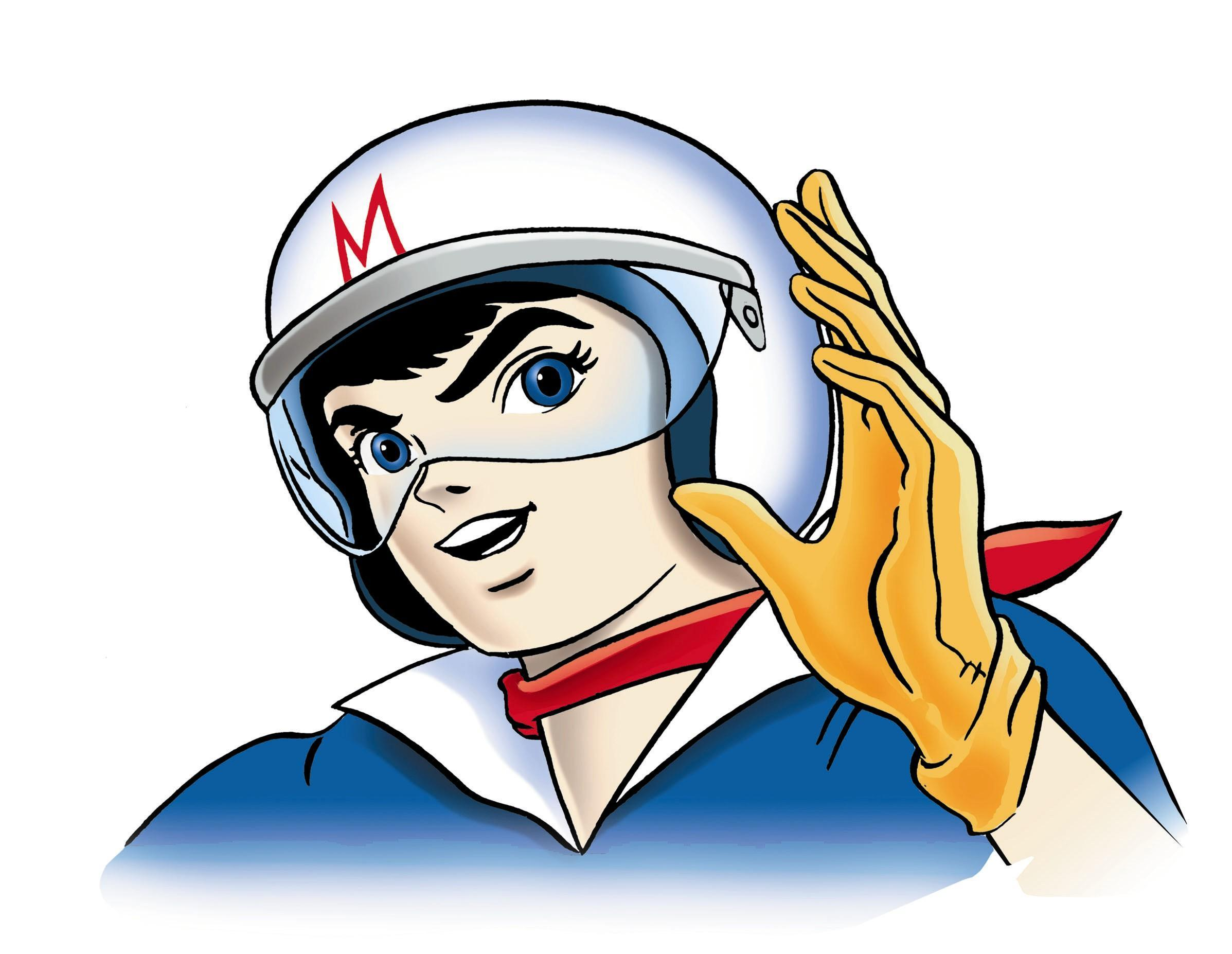 Speed Racer Anime HD Wallpaper