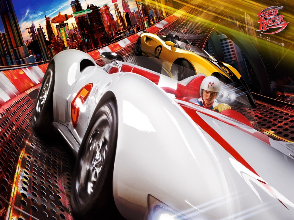 Speed Racer Movies poster HD Wallpaper