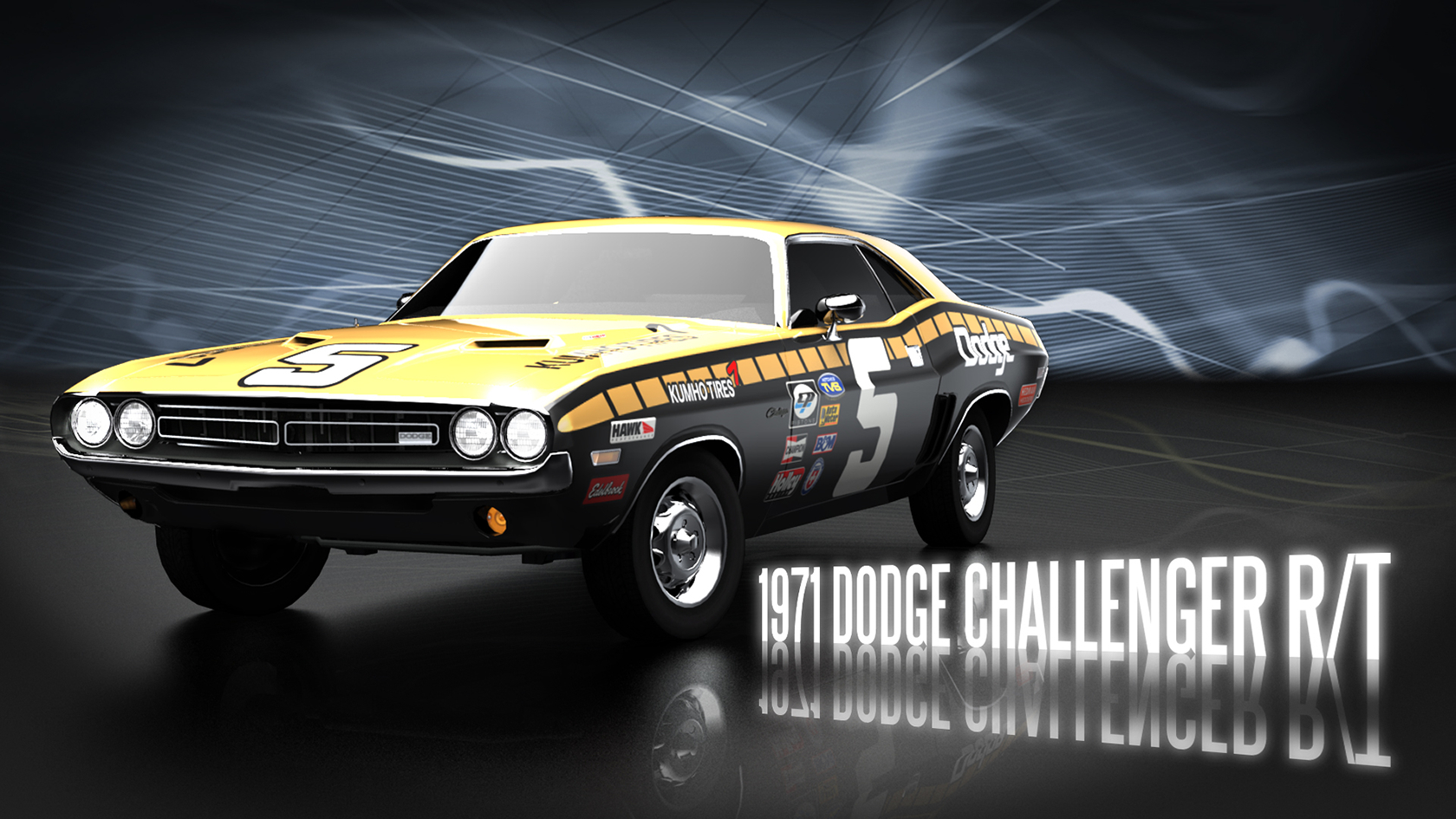 Speed shift game Dodge HD Wallpaper