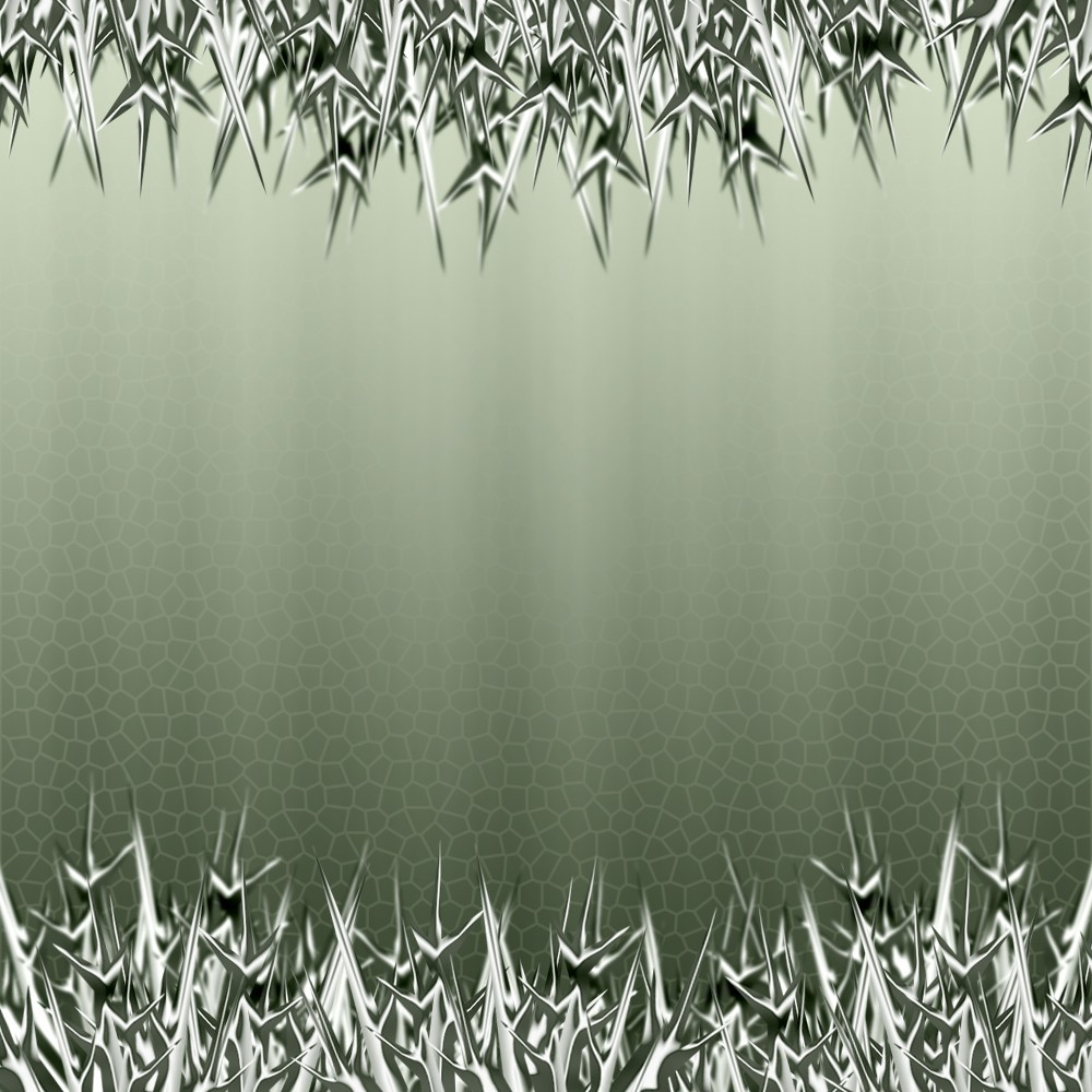 spikes Photo manipulation HD Wallpaper