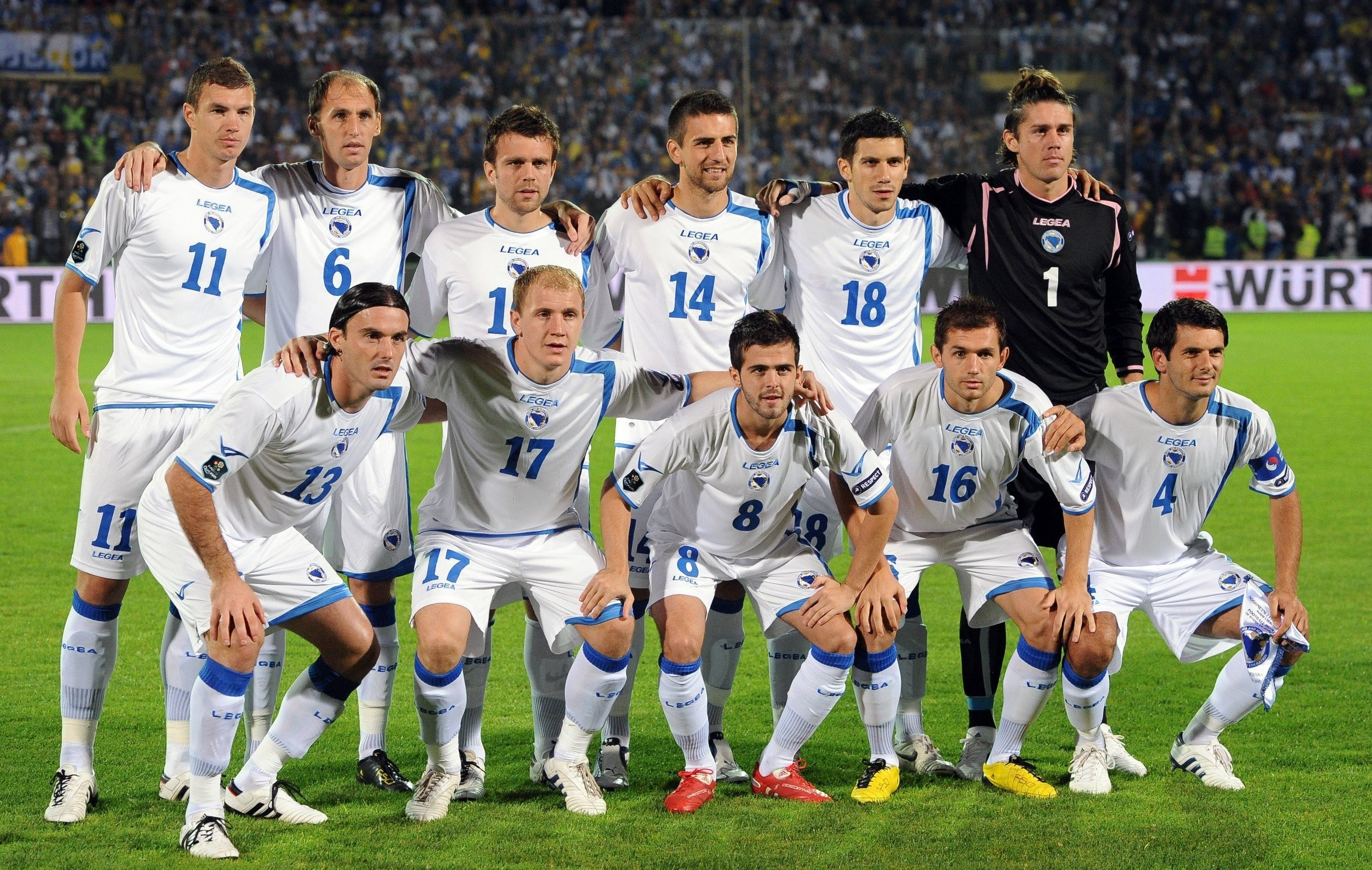 Sports Bosnia Football HD Wallpaper