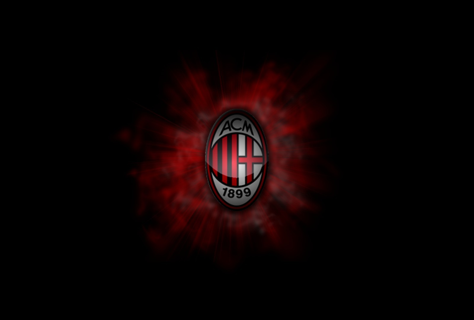 Sports logos AC Milan HD Wallpaper