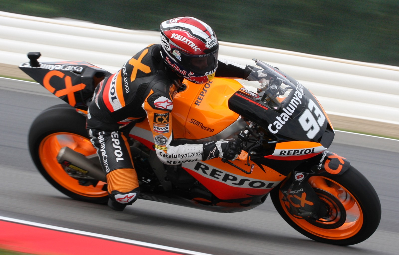 Sports Marc Marquez repsol HD Wallpaper