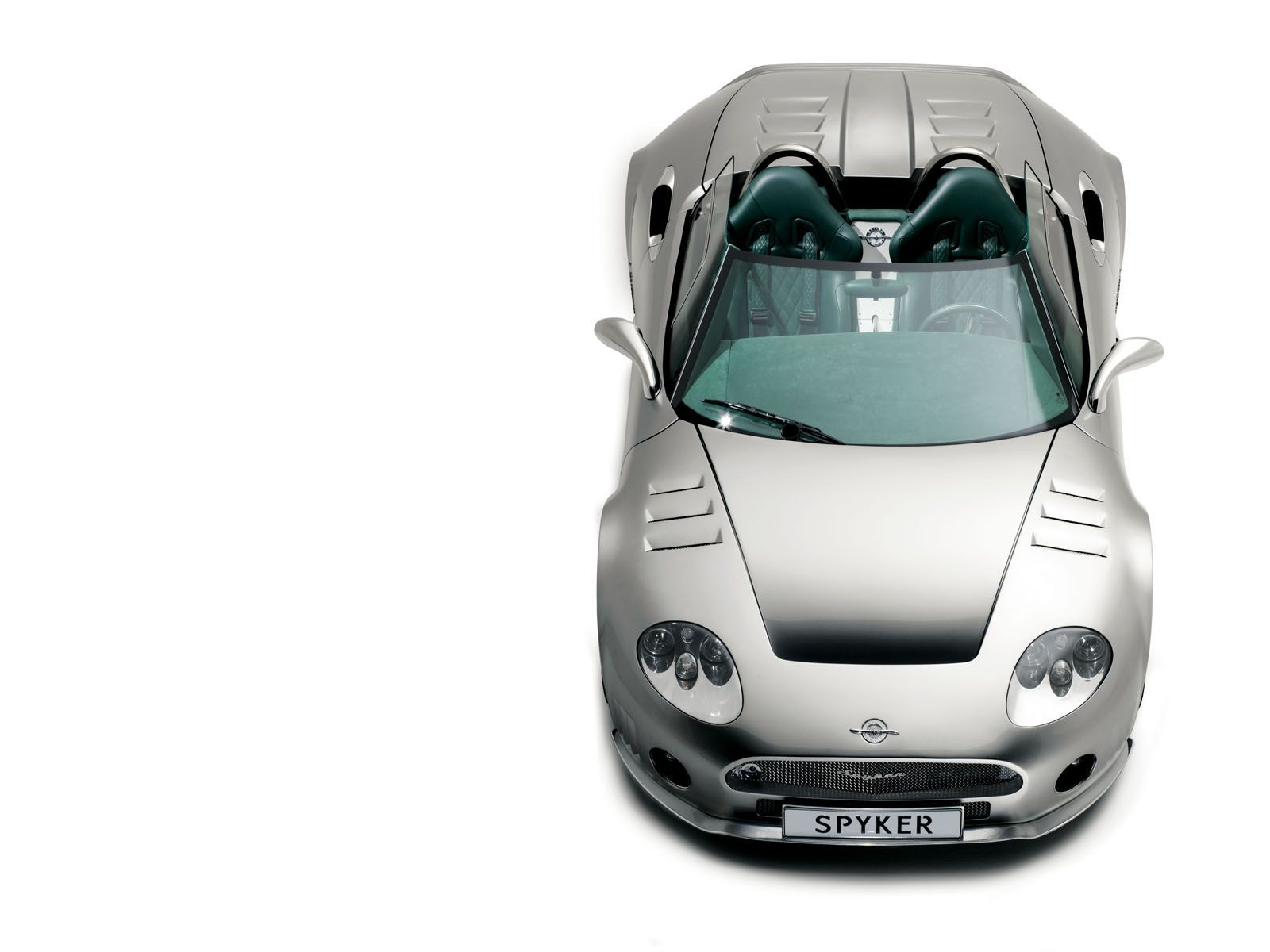 Spyker Car HD Wallpaper
