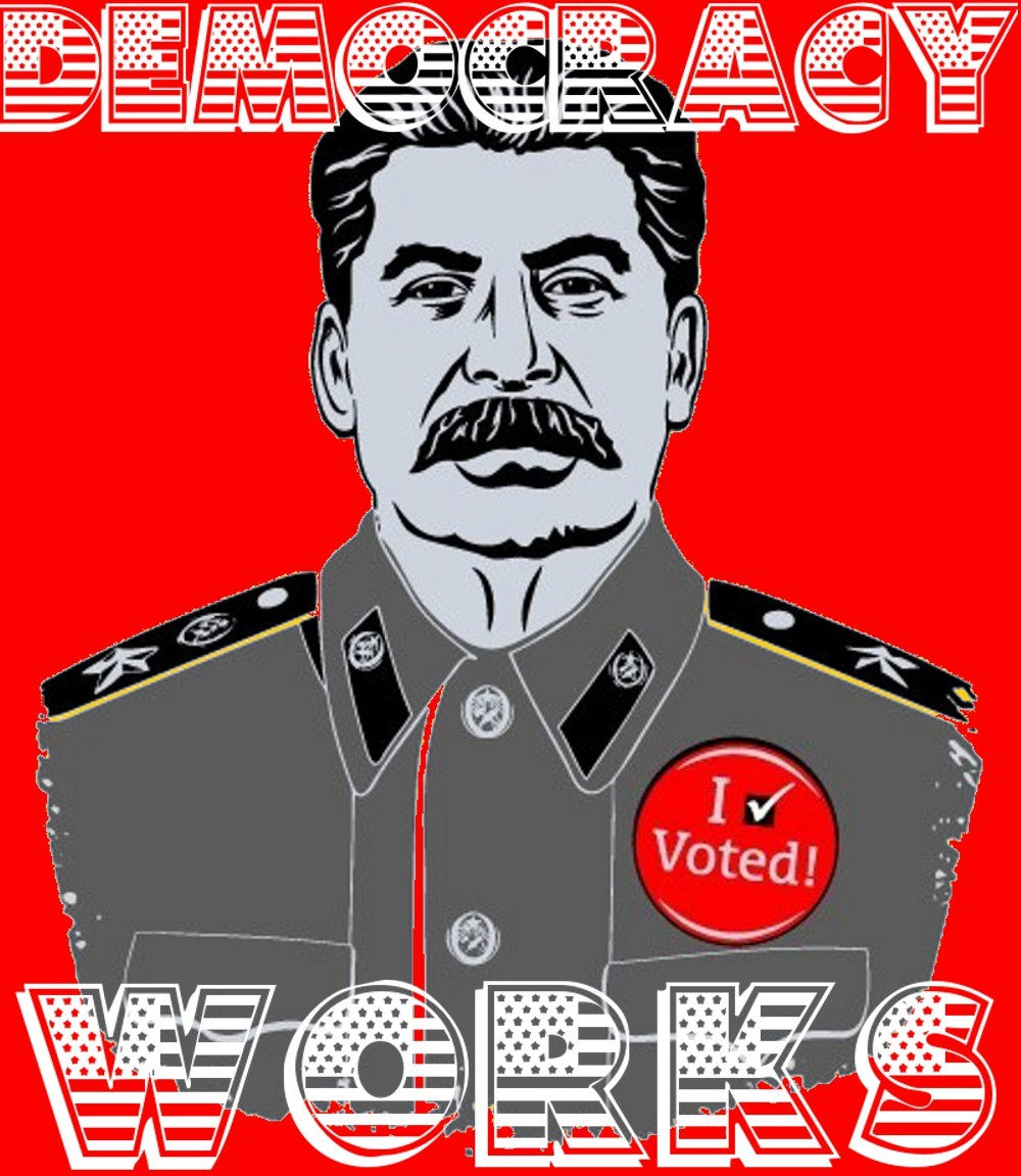 stalinvoted well of course HD Wallpaper