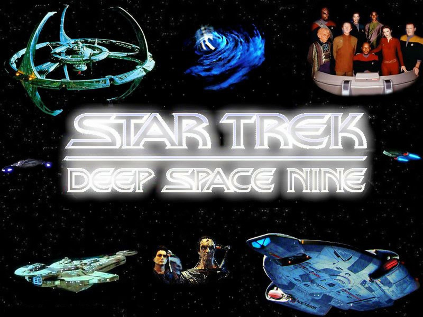 star Trek deep Space HD Wallpaper