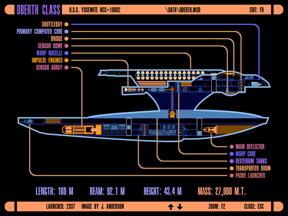 Star Trek schematic LCARS HD Wallpaper