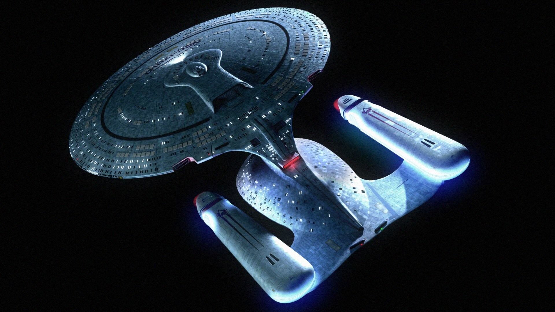 star trek uss enterprise starship