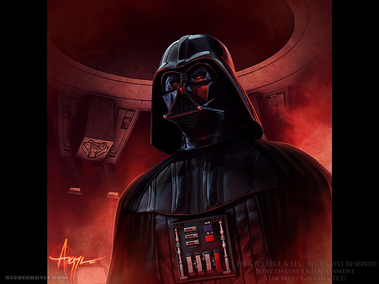 star wars Darth Vader HD Wallpaper