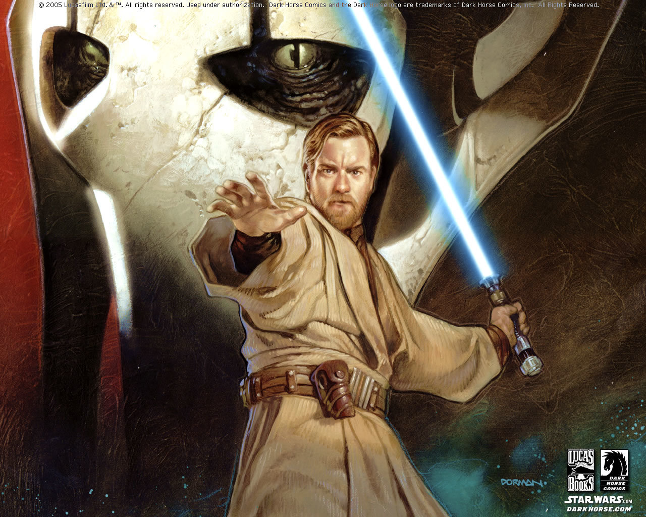 star wars ewan mcgregor HD Wallpaper