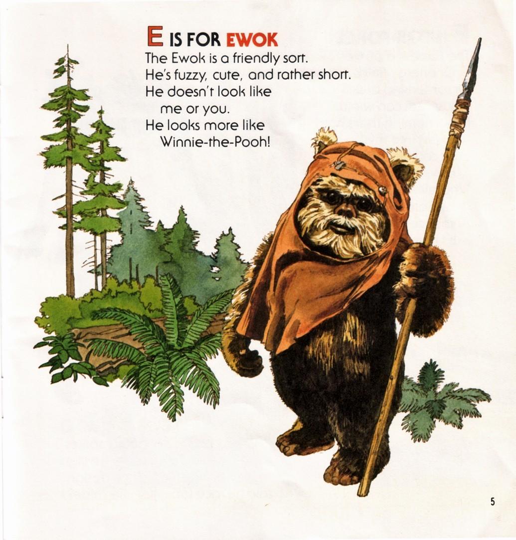 Star Wars Ewoks