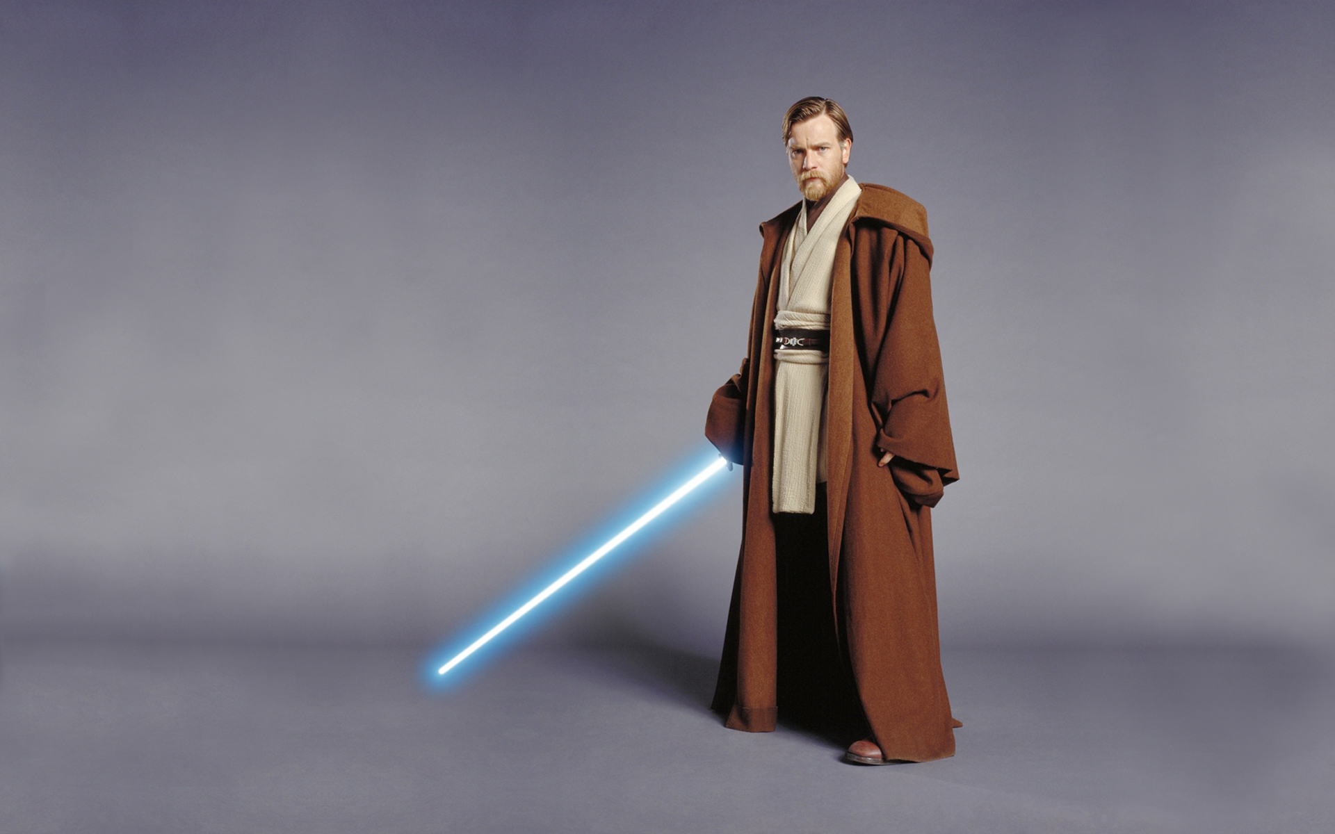 star wars lightsabers ewan HD Wallpaper