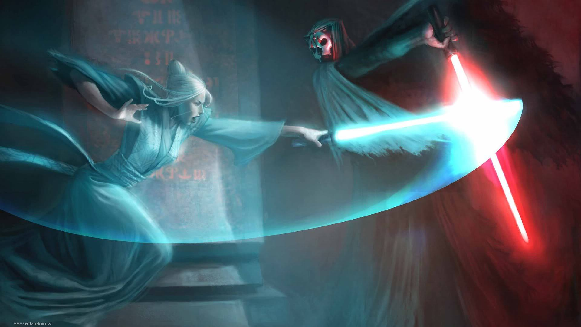 star wars lightsabers Kotor HD Wallpaper