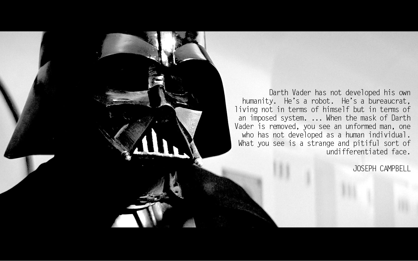 star wars Quotes darth HD Wallpaper