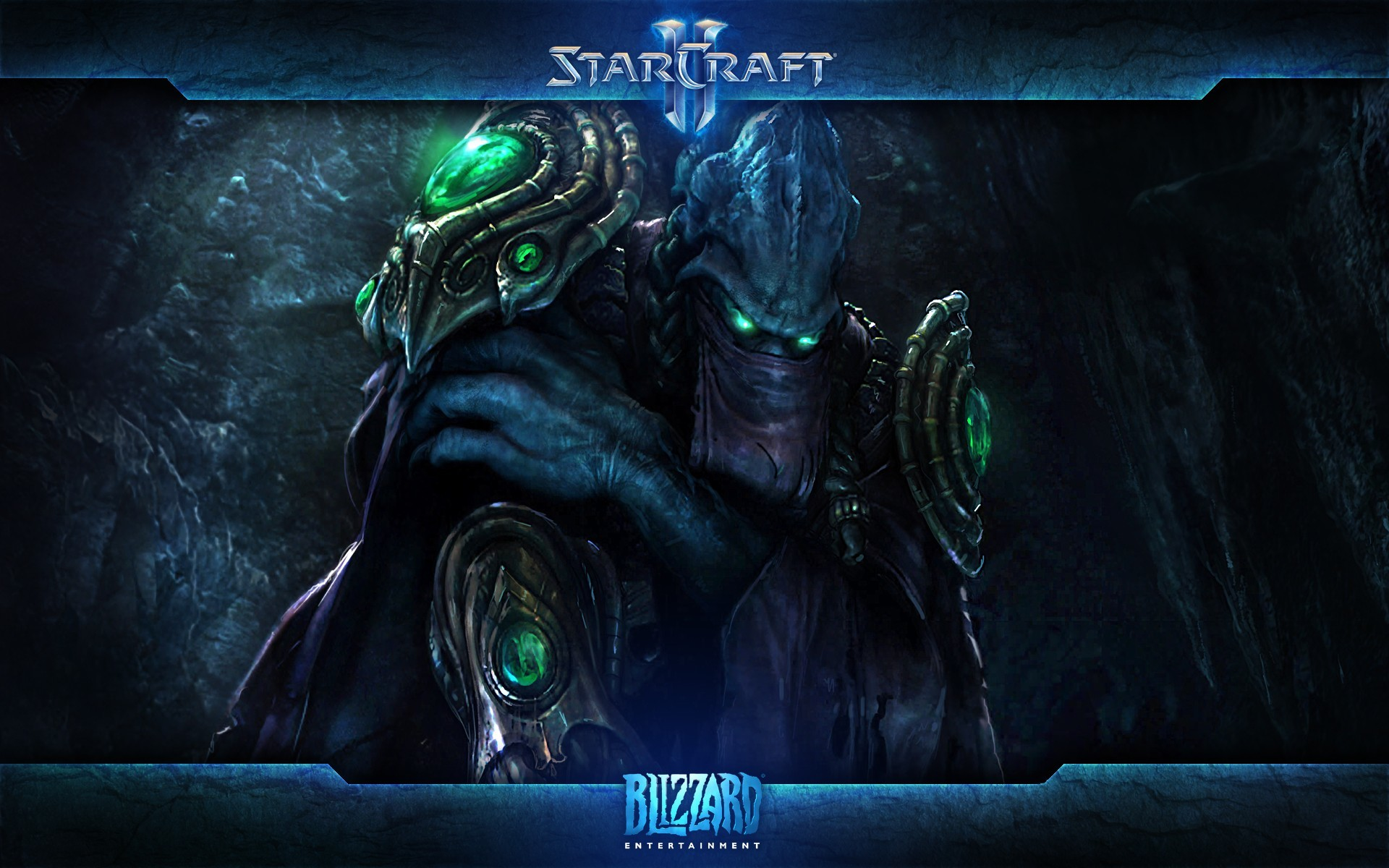starcraft blizzard entertainment starcraft HD Wallpaper