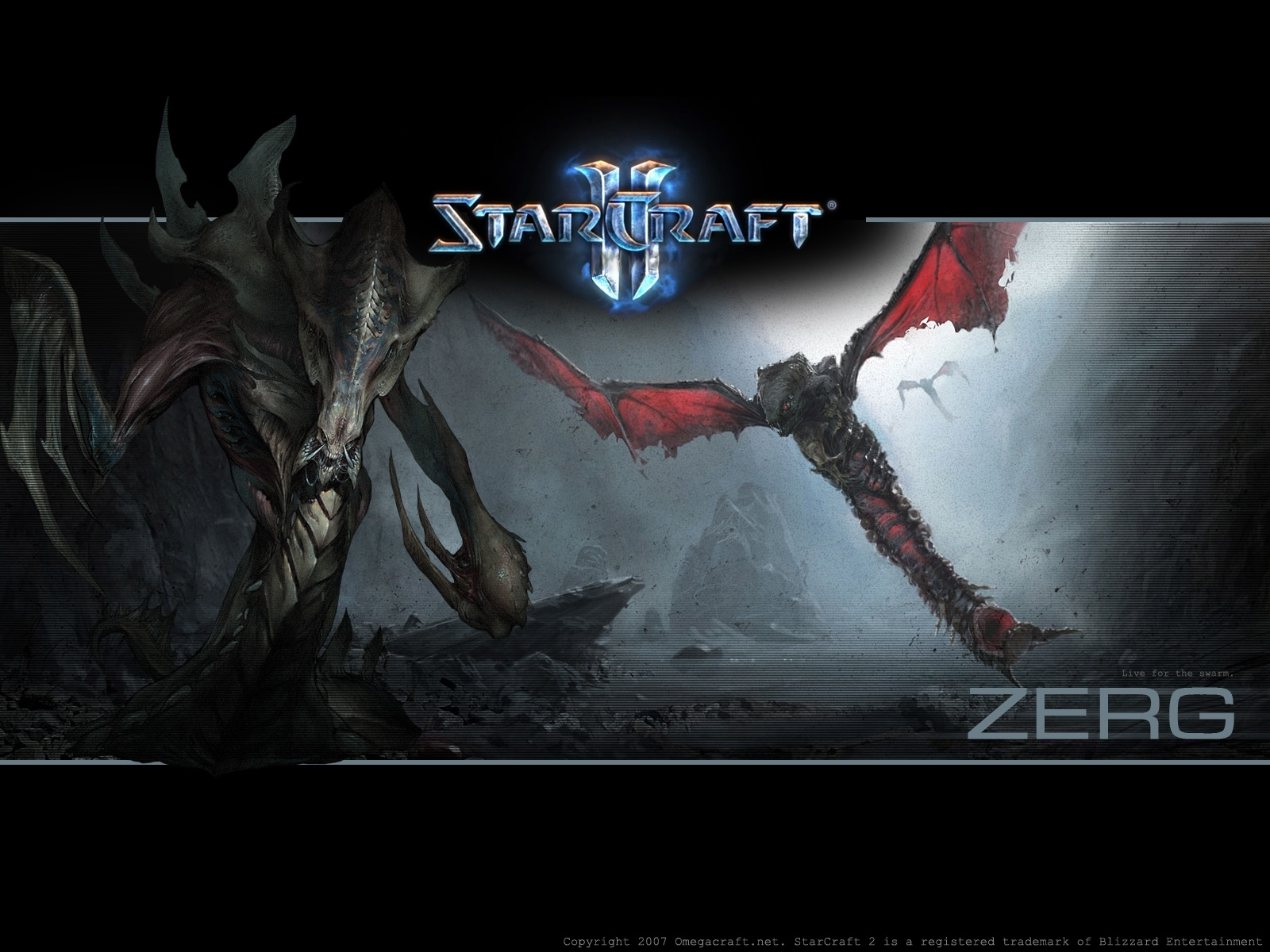 starcraft II game HD Wallpaper