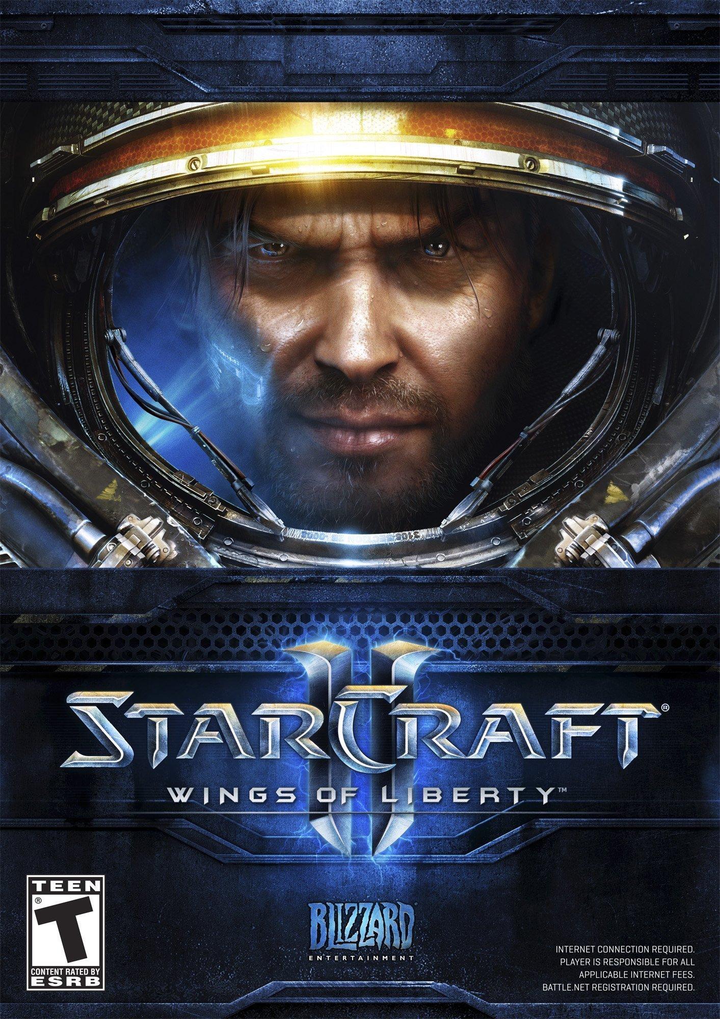 Вы покупаете лицензионный ключ (cd-key) активации игры StarCraft II