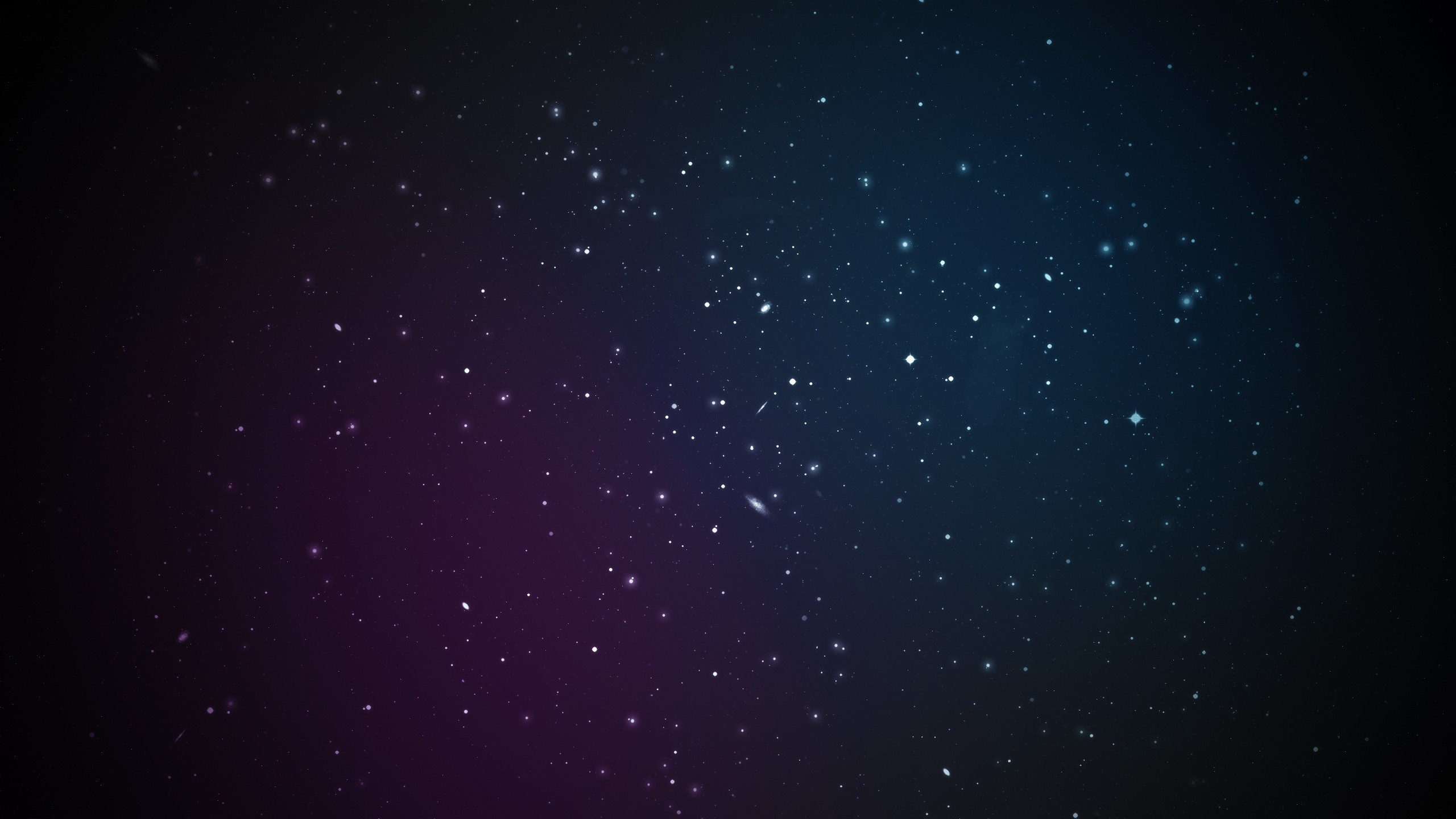 Stars artwork galaxy HD Wallpaper