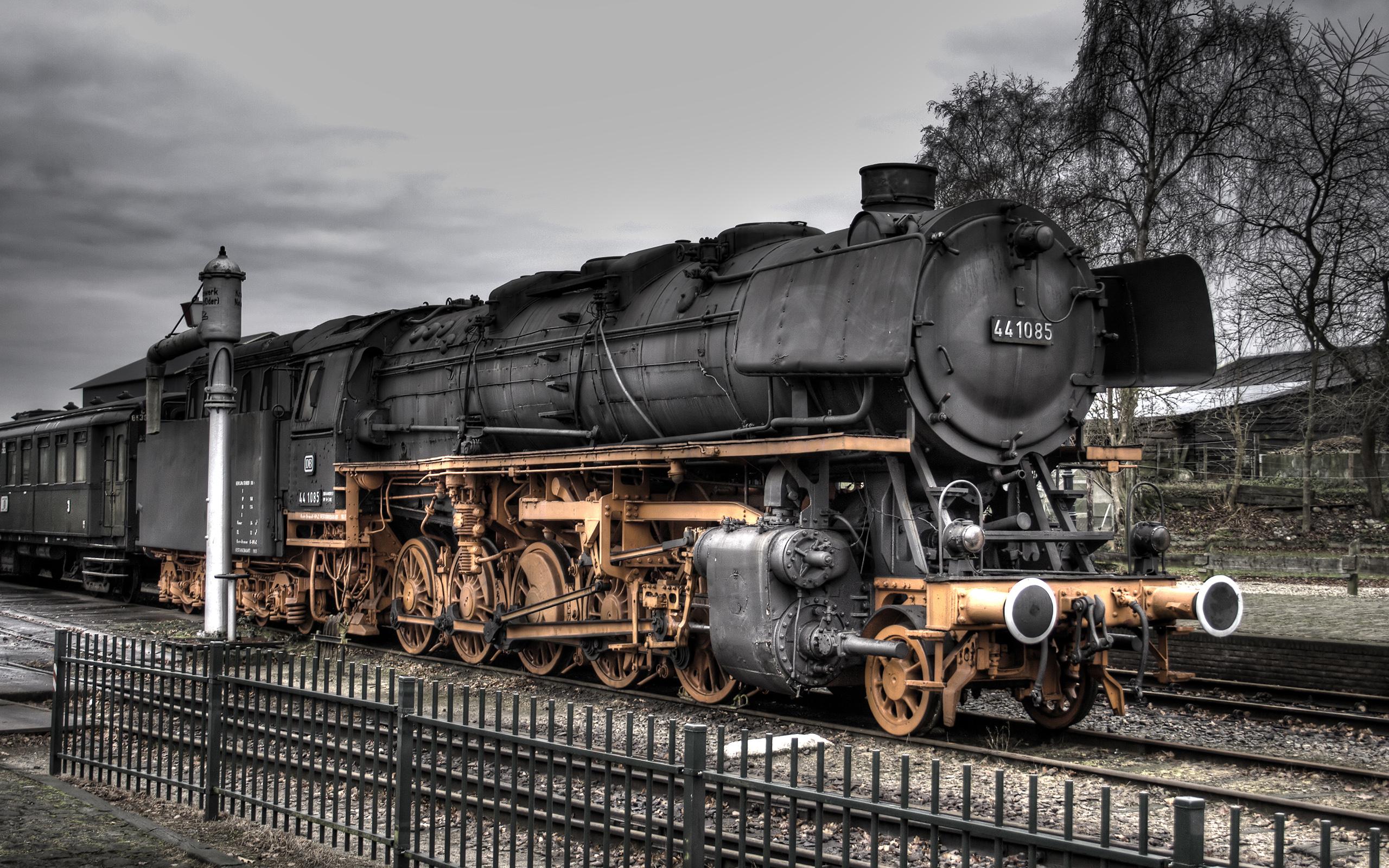 steam germany Engines trains HD Wallpaper