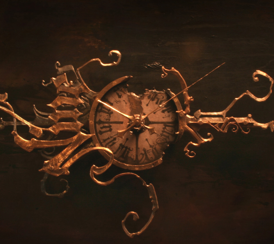 steampunk help high HD Wallpaper